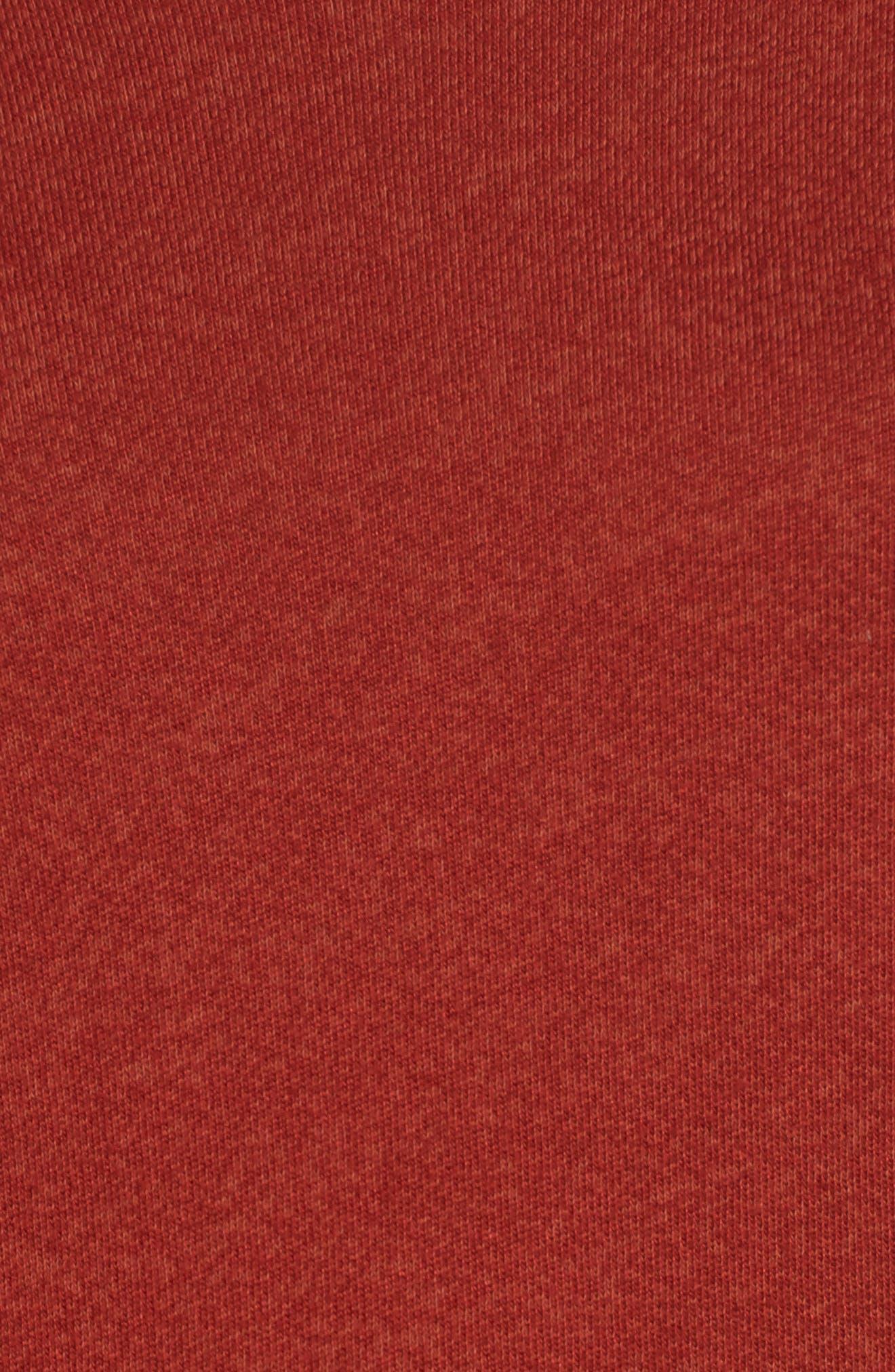 Penny Hooded Sweatshirt,                             Alternate thumbnail 5, color,                             639