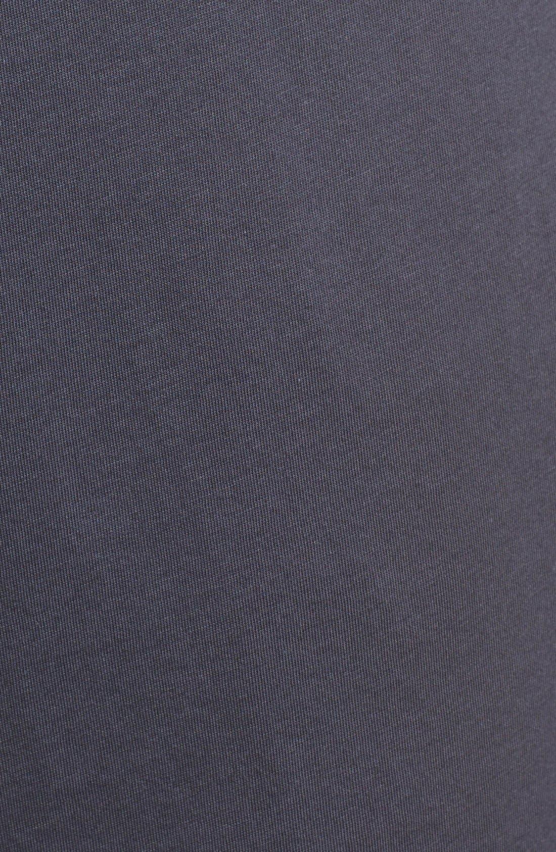 Peruvian Pima Cotton Lounge Shorts,                             Alternate thumbnail 8, color,