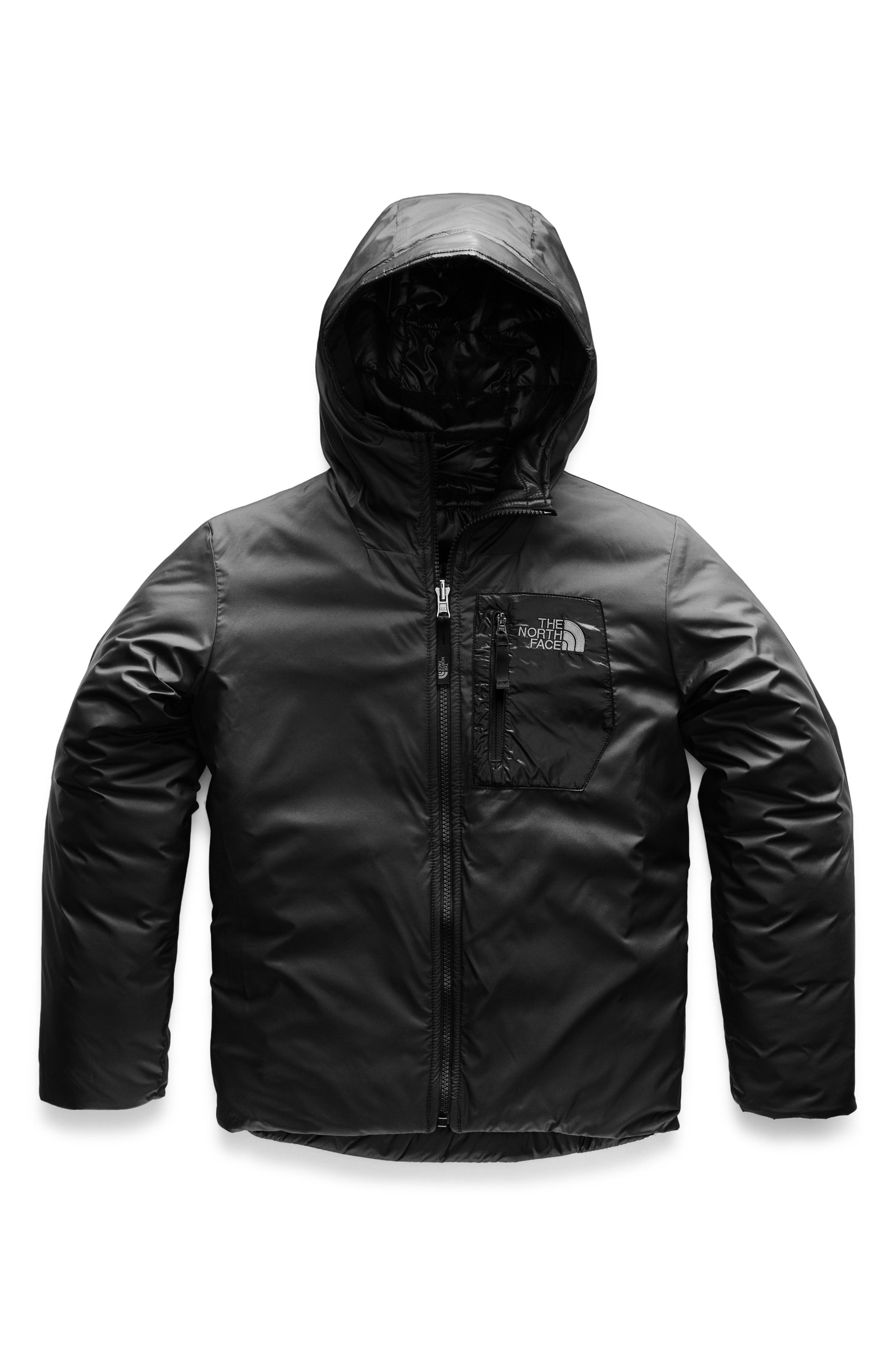 Perrito Reversible Water Repellent Heetseaker<sup>™</sup> Insulated Jacket, Main, color, 001