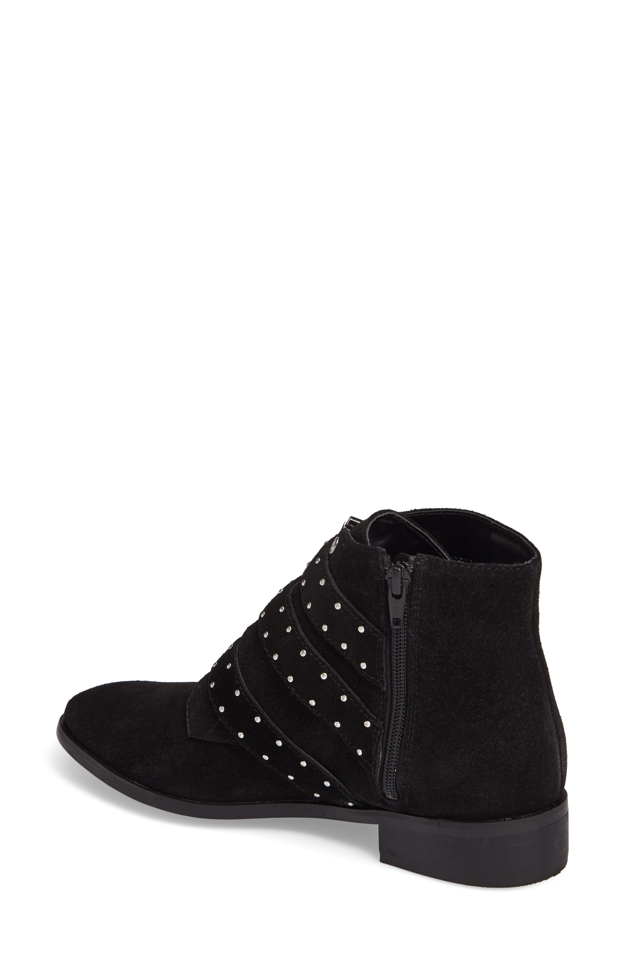 Krown Studded Bootie,                             Alternate thumbnail 3, color,