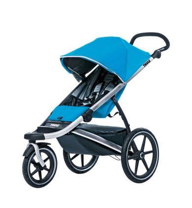 Choose standard strollers, umbrella strollers, double strollers or jogging strollers.