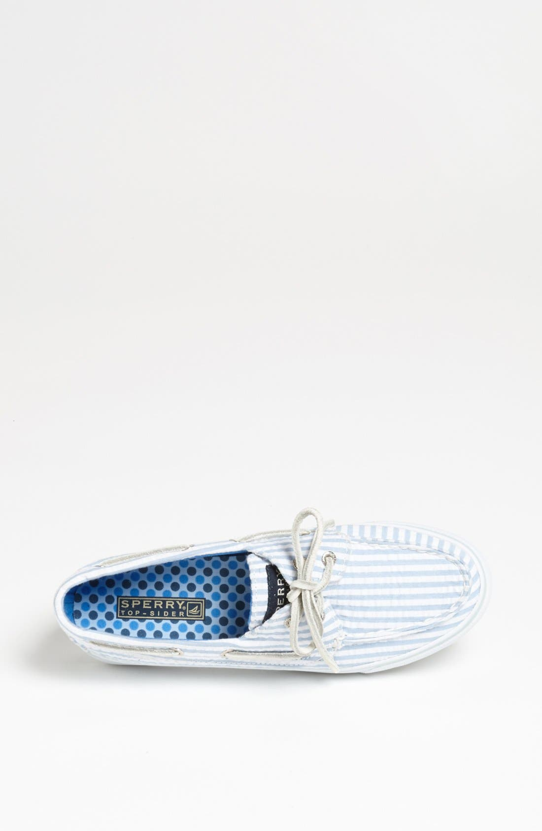 Top-Sider<sup>®</sup> 'Bahama' Sequined Boat Shoe,                             Alternate thumbnail 105, color,