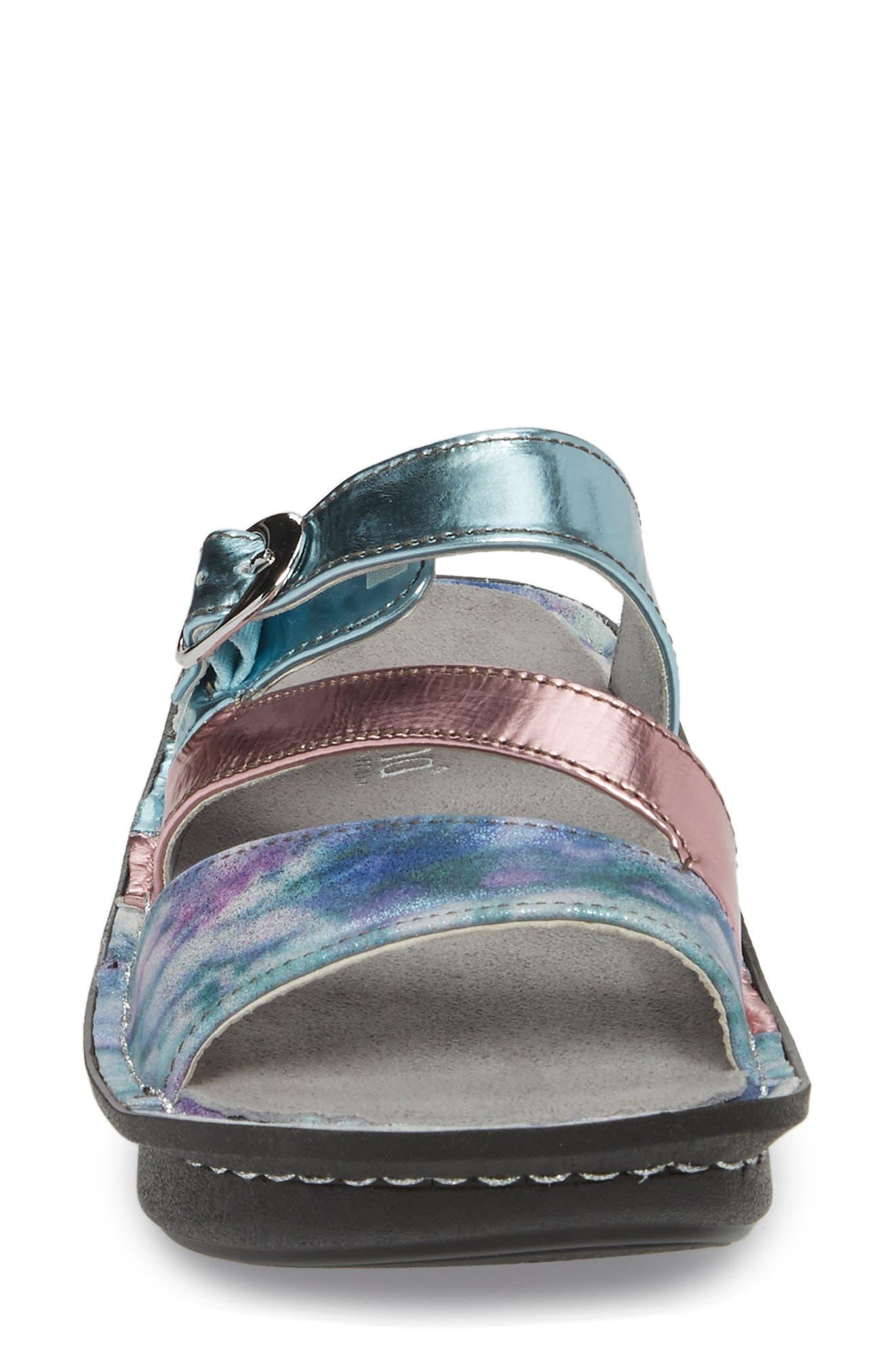 'Colette' Platform Sandal,                             Alternate thumbnail 48, color,