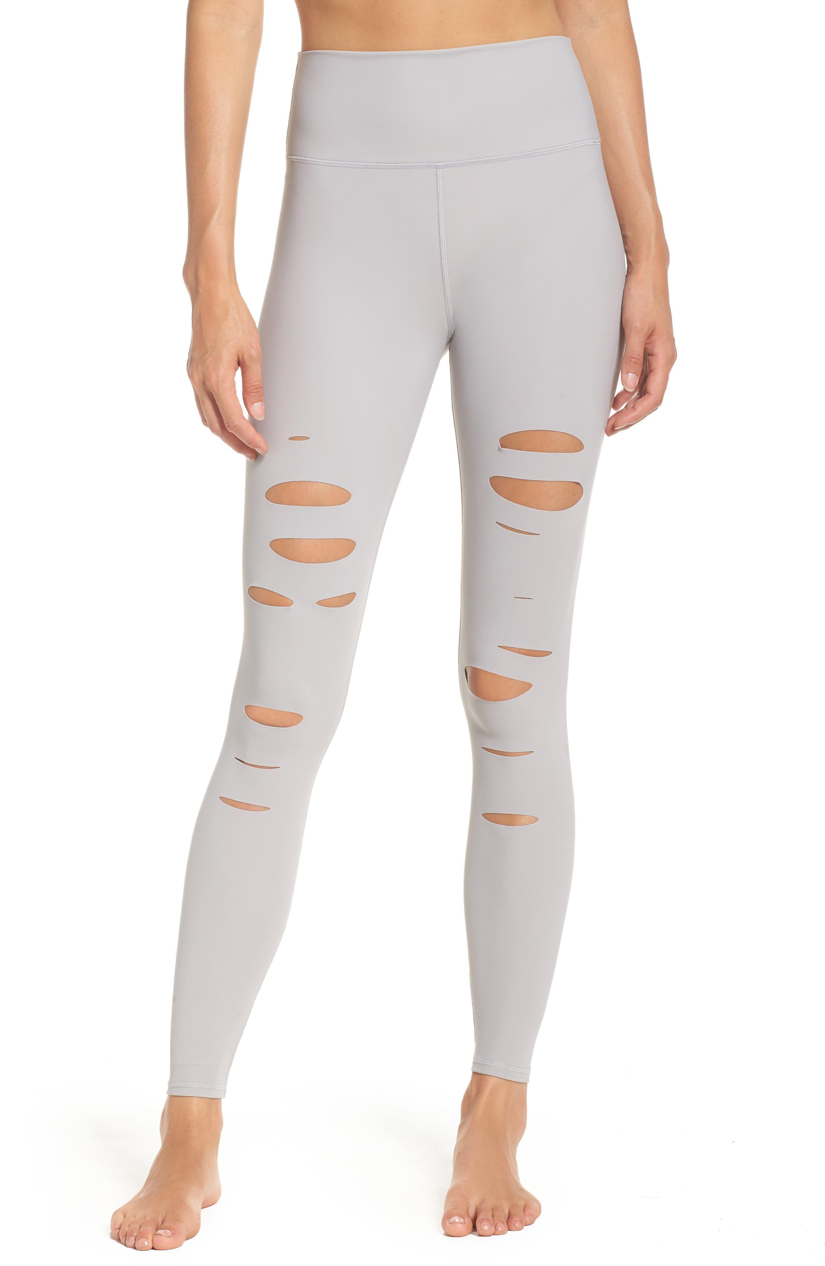 Ripped Airbrush Leggings,                         Main,                         color, 057