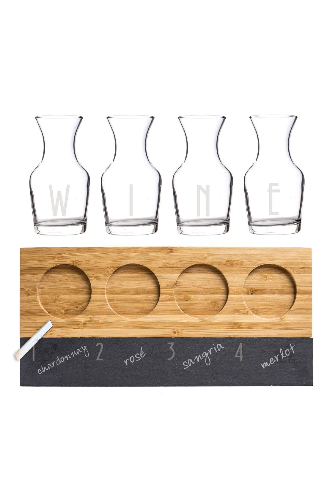 5-Piece Wine Tasting Flight,                             Main thumbnail 1, color,                             200