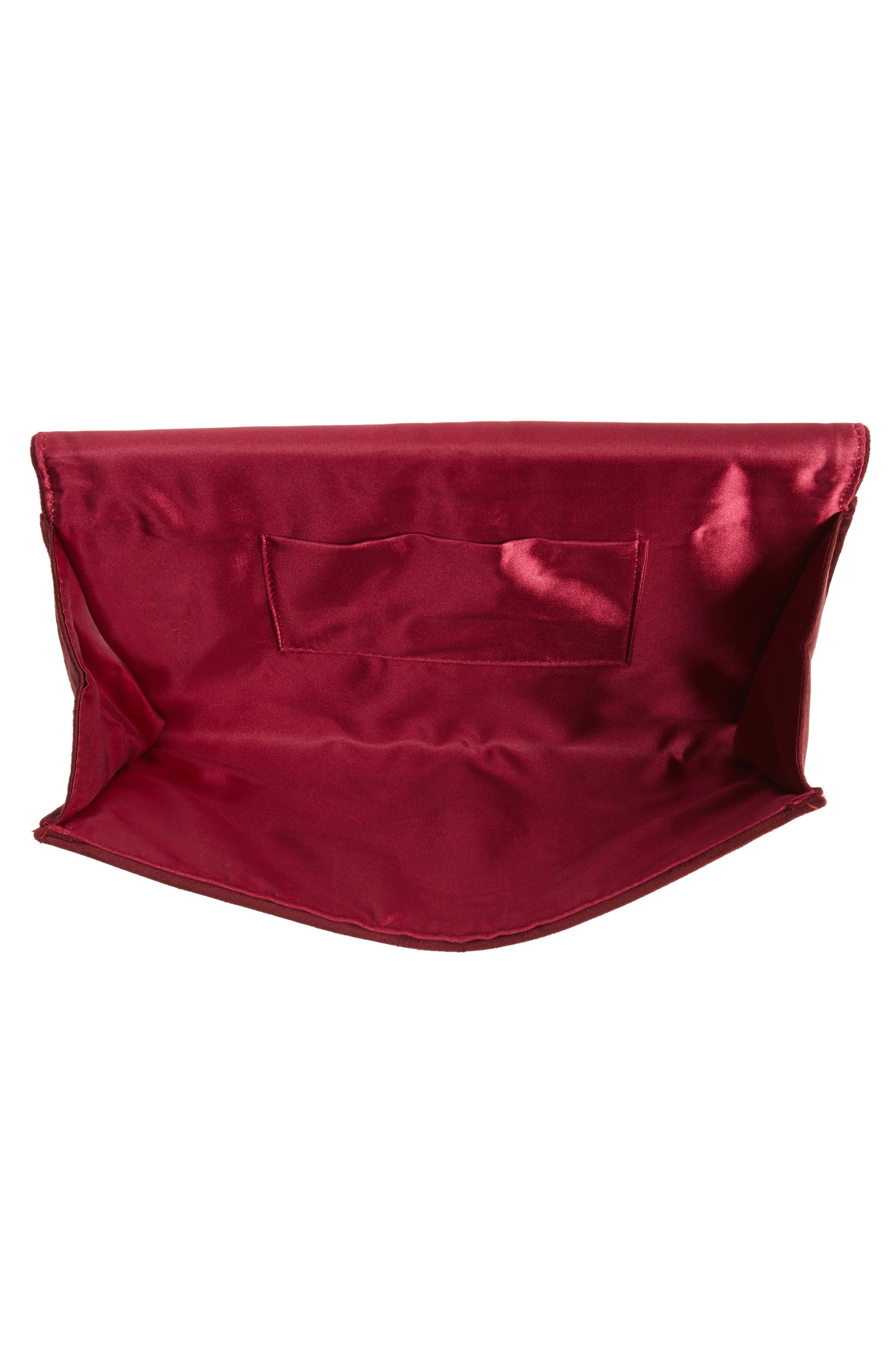 Rada Embroidered Clutch,                             Alternate thumbnail 8, color,