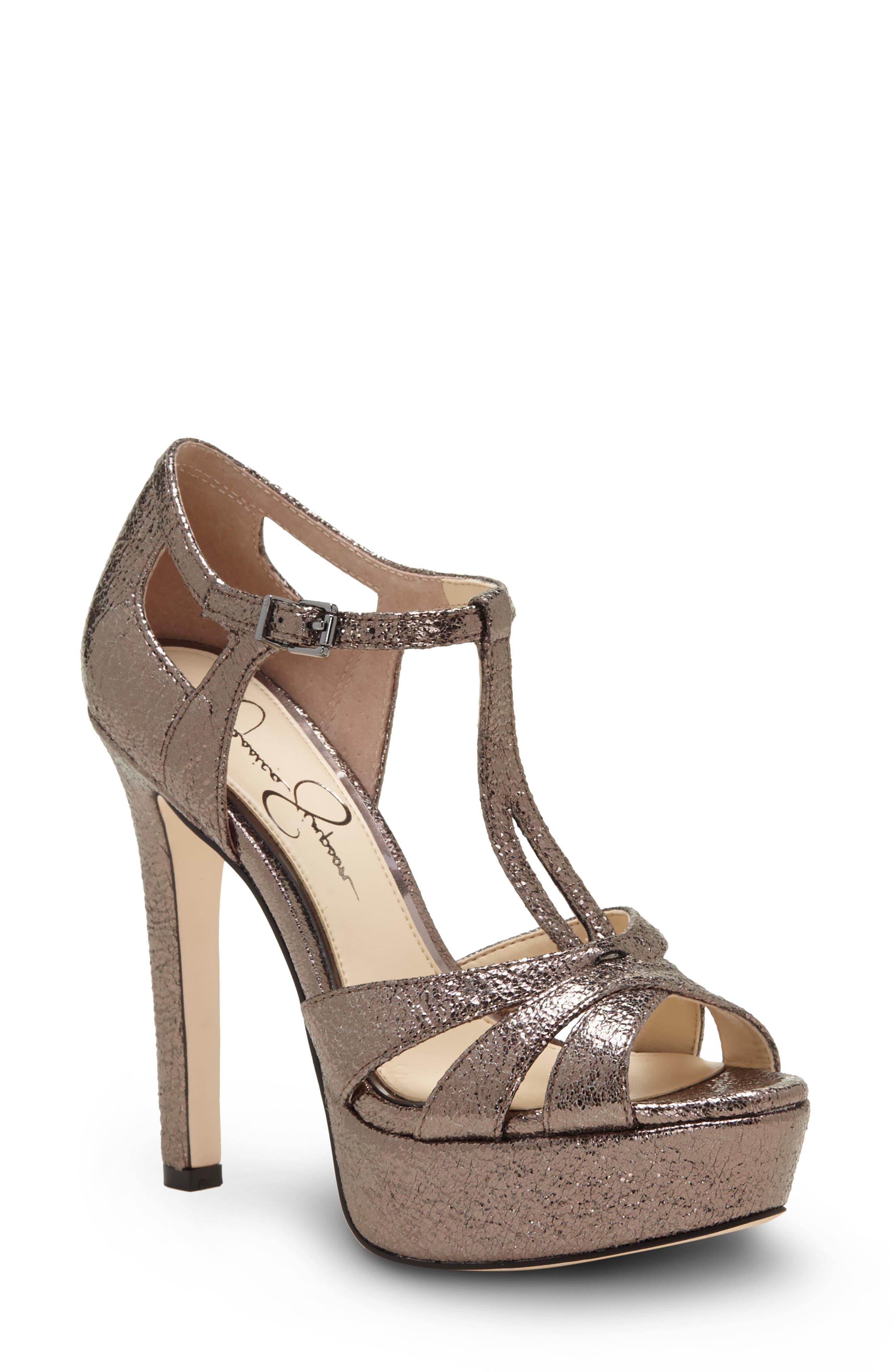 Jessica Simpson Bryanne Sandal, Grey