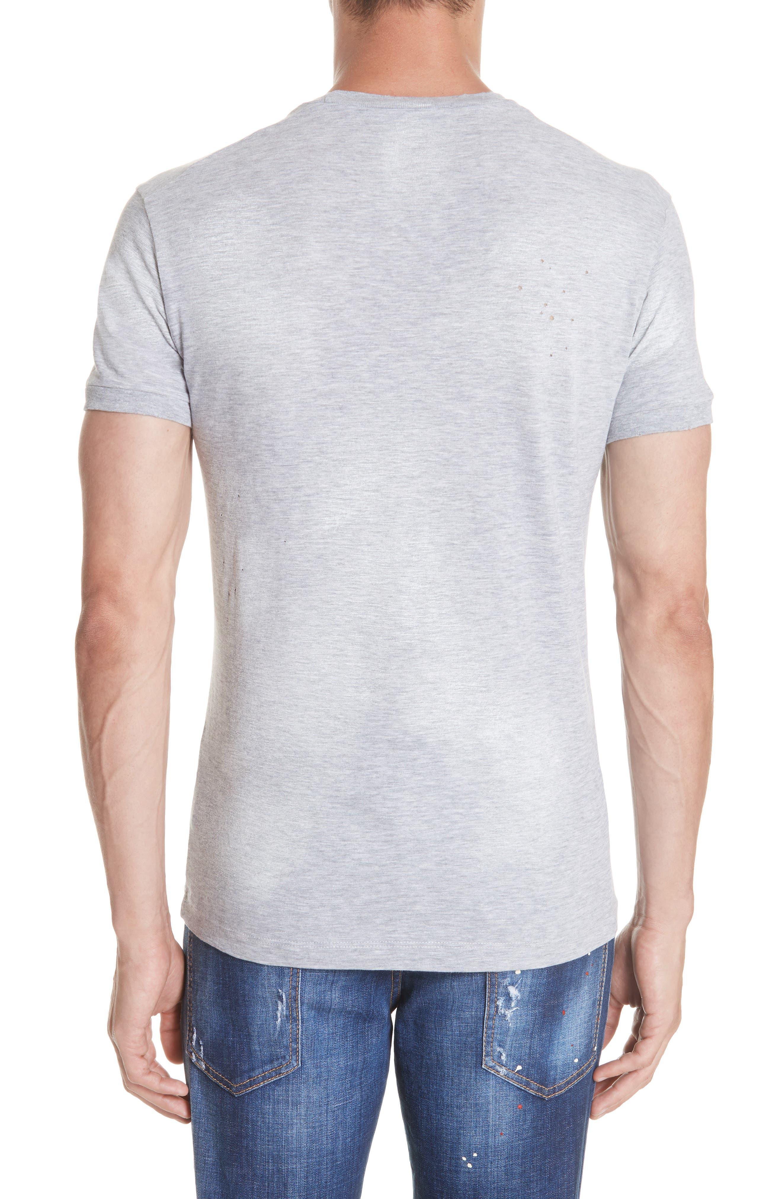 Milano Logo T-Shirt,                             Alternate thumbnail 2, color,                             020