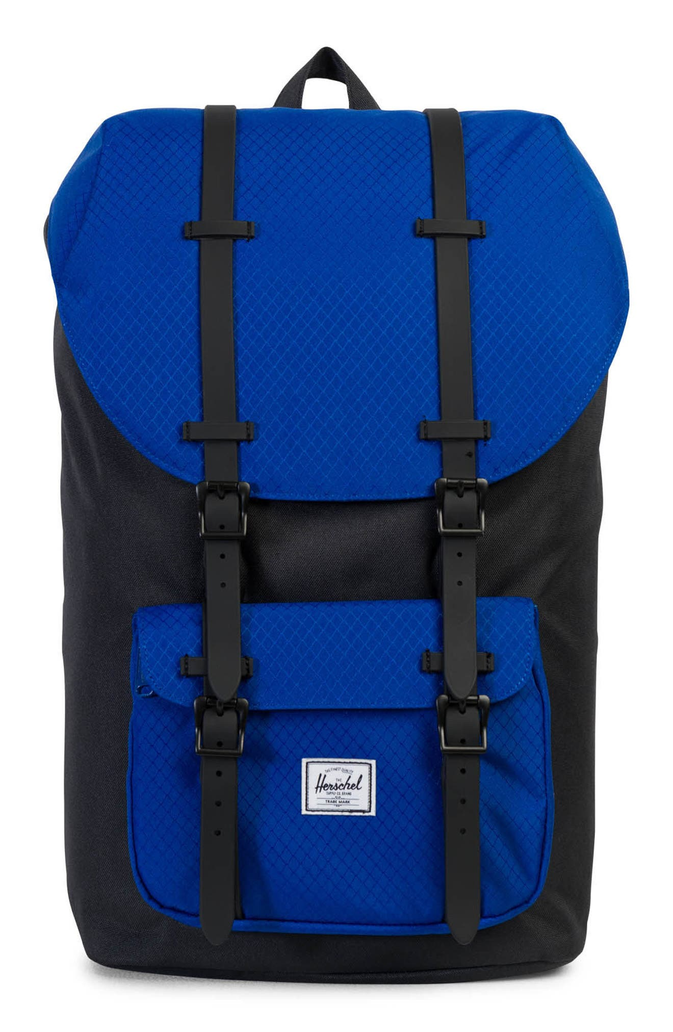 Little America Contrast Backpack,                             Main thumbnail 1, color,                             007