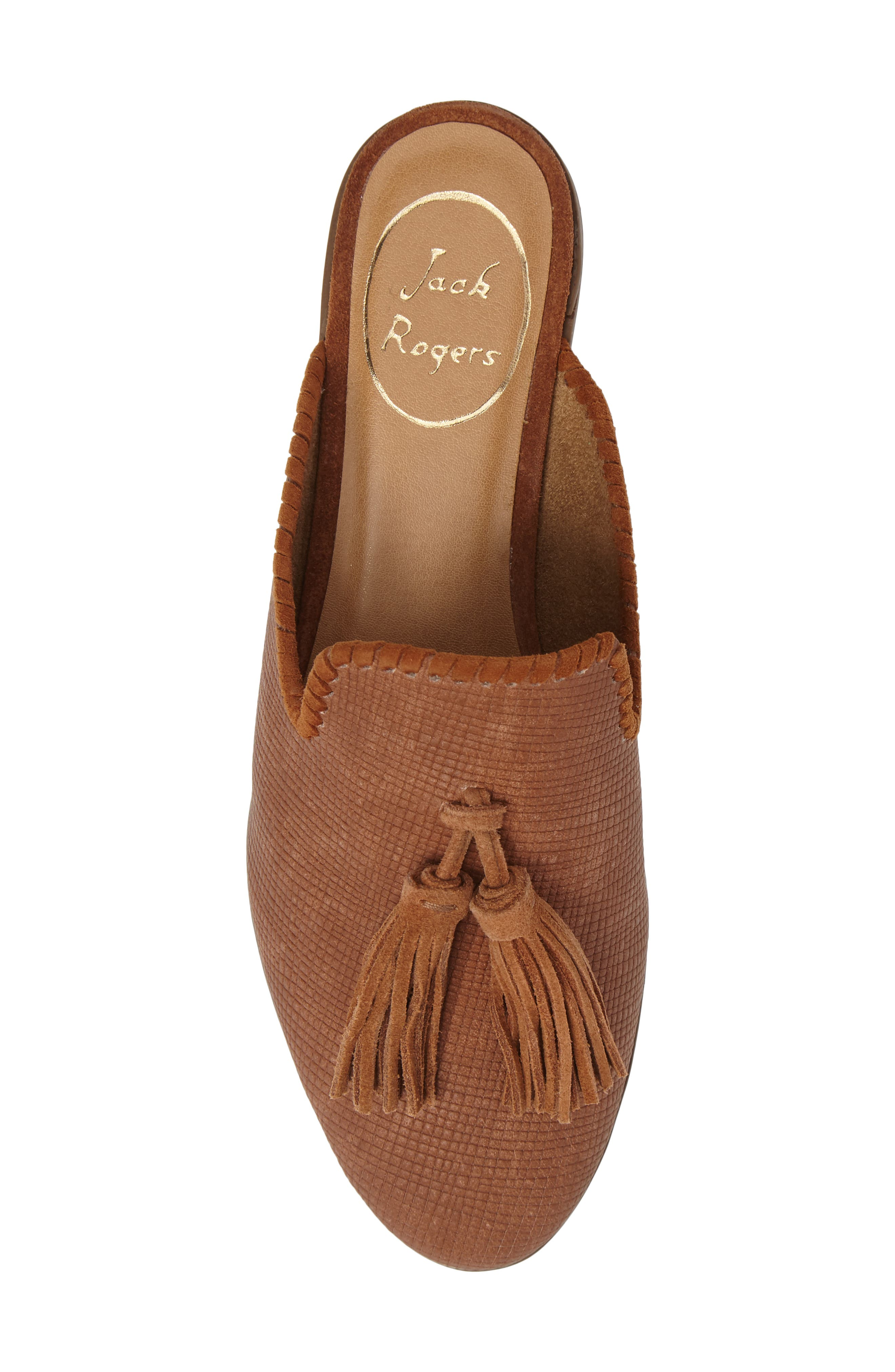 Delaney Tassel Mule,                             Alternate thumbnail 14, color,