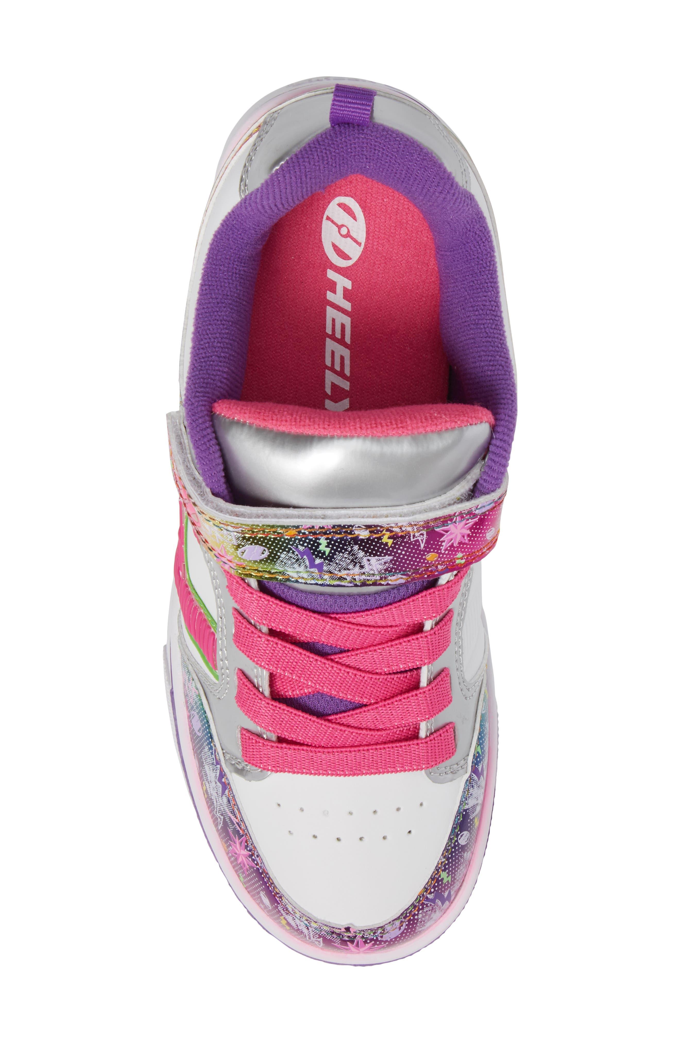 Bolt Plus X2 Light-Up Skate Sneaker,                             Alternate thumbnail 5, color,                             162