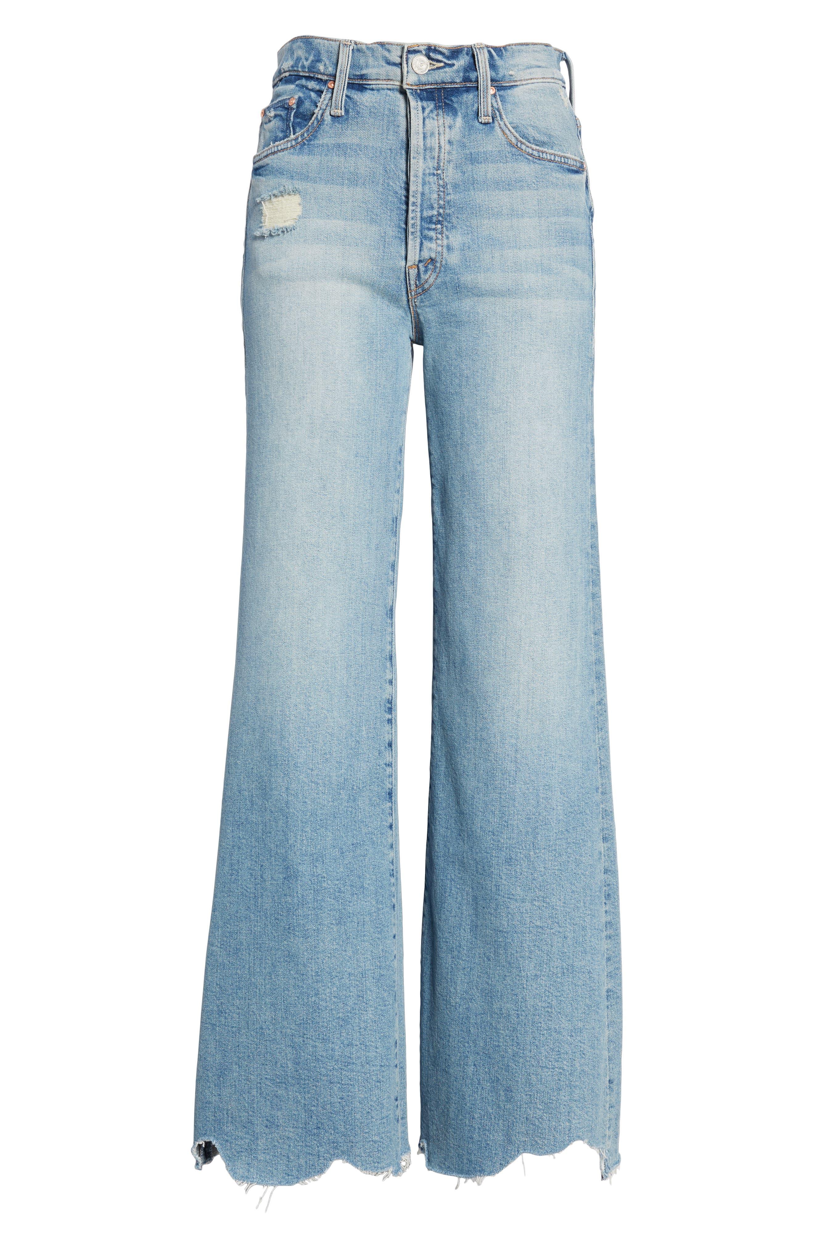 Tomcat Roller Chew Hem Jeans,                             Alternate thumbnail 7, color,                             420