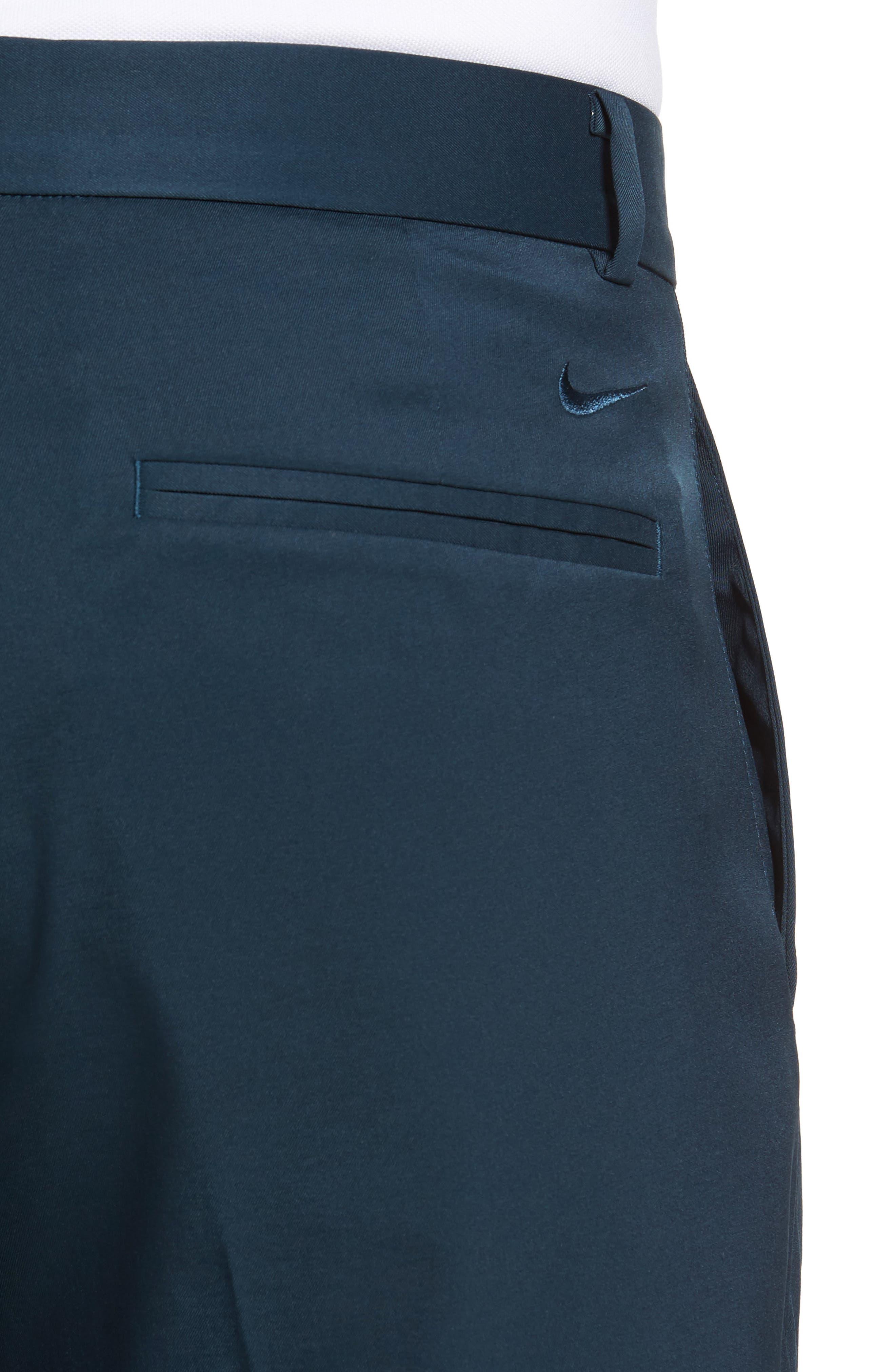 Flat Front Golf Shorts,                             Alternate thumbnail 35, color,