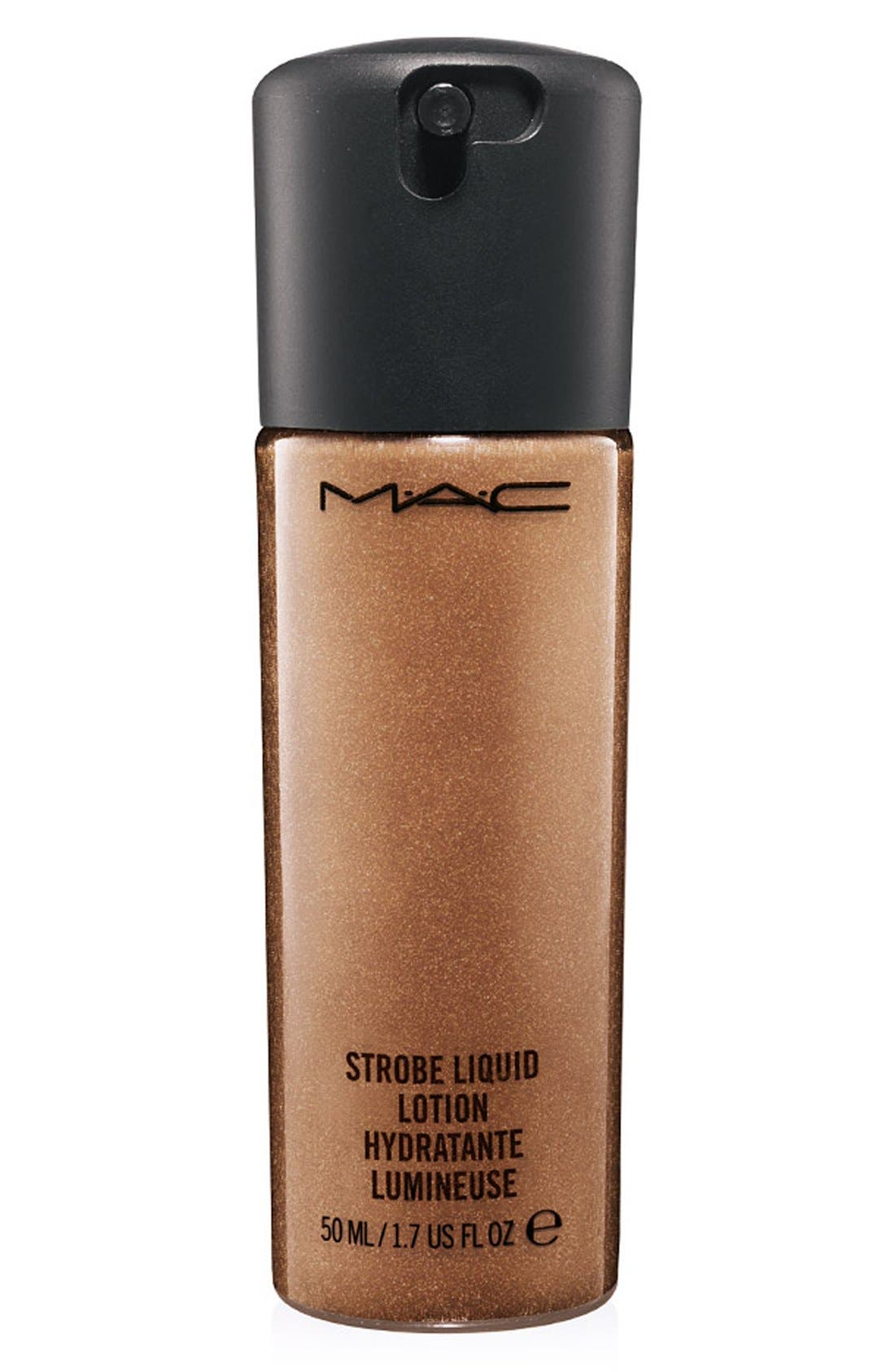 MAC COSMETICS,                             M·A·C 'Temperature Rising - Bronzing Collection' Strobe Liquid Lotion,                             Main thumbnail 1, color,                             710