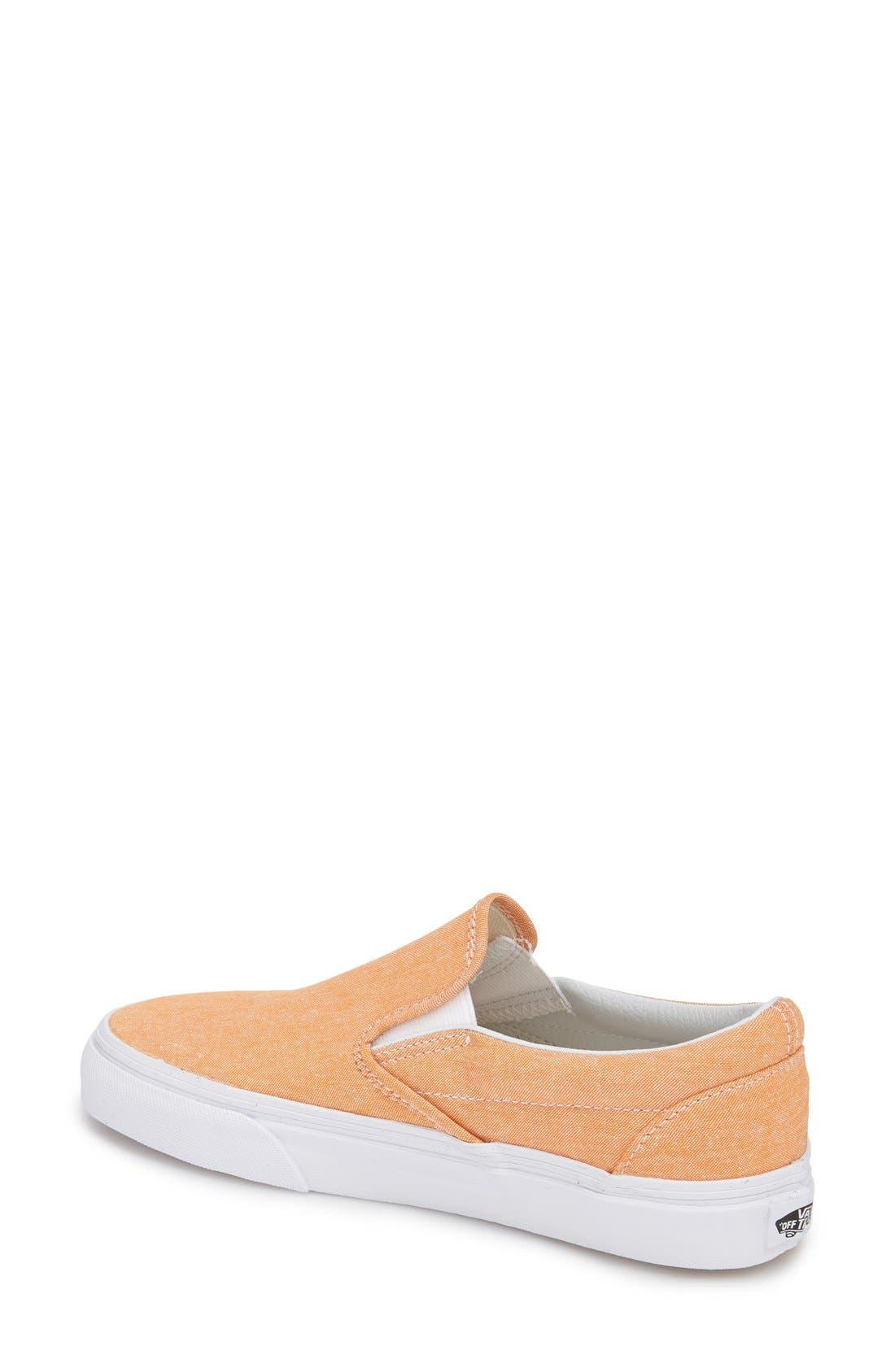 Classic Slip-On Sneaker,                             Alternate thumbnail 267, color,