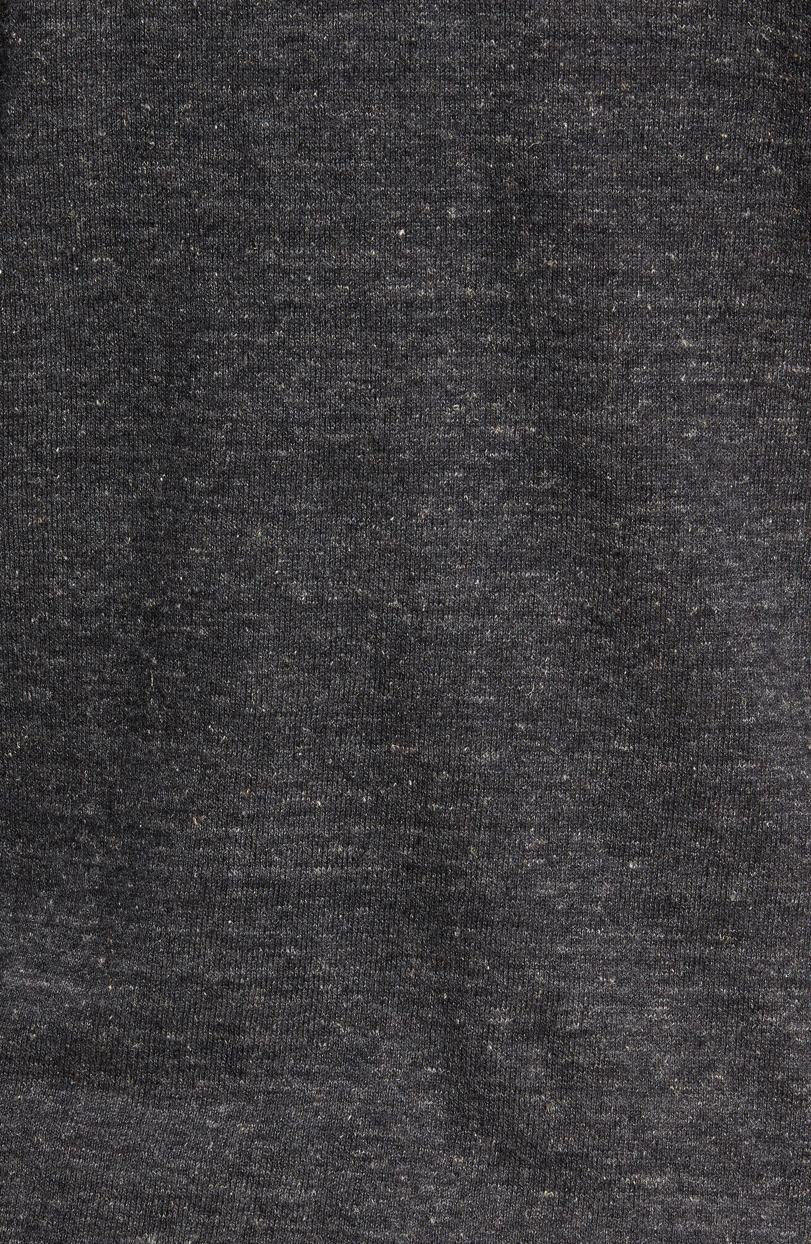 Two-Tone Crewneck T-Shirt,                             Alternate thumbnail 5, color,                             060