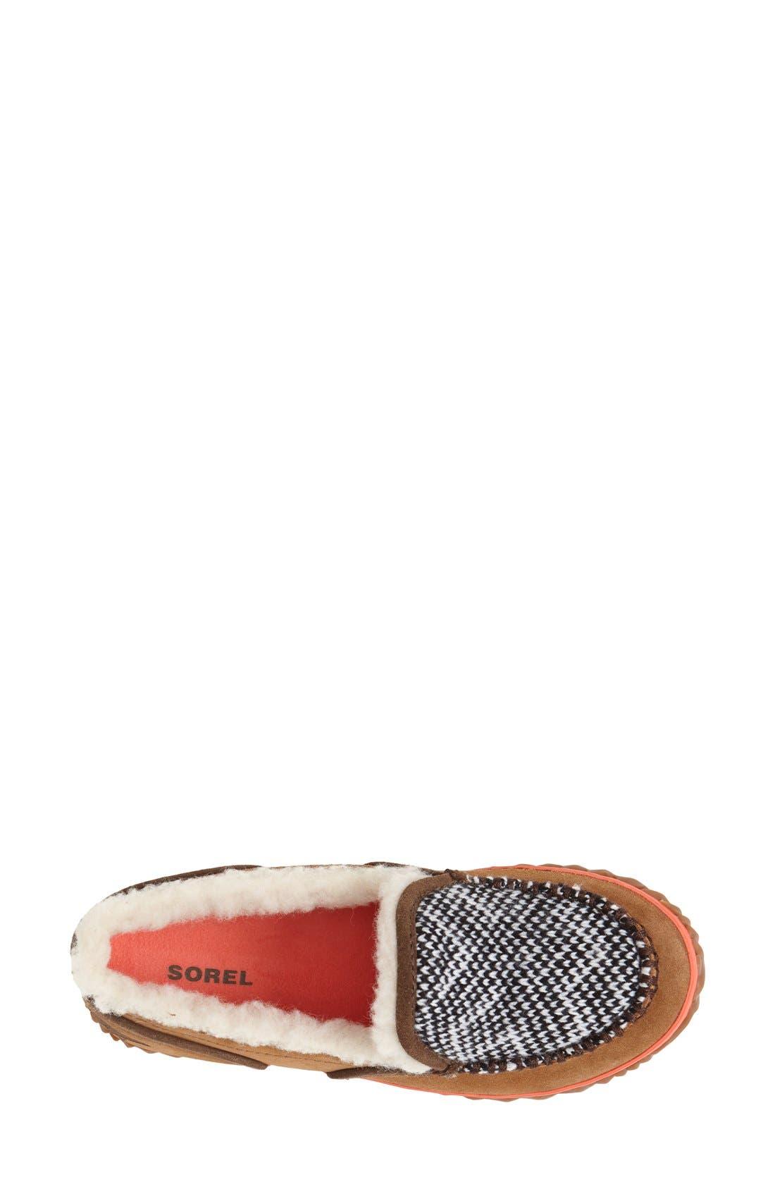 SOREL,                             'Tremblant Blanket' Slipper,                             Alternate thumbnail 3, color,                             240