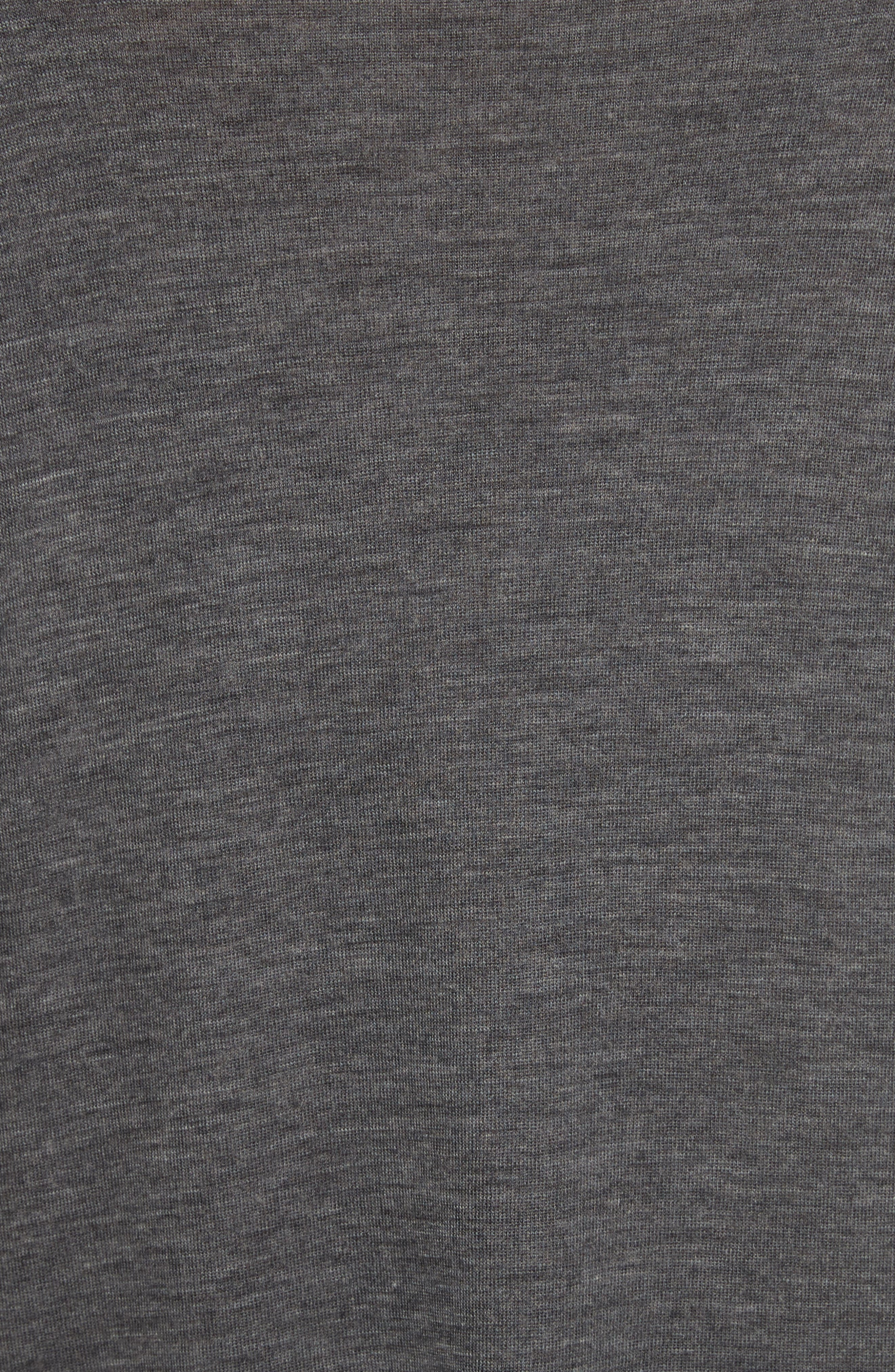 Wool Pullover,                             Alternate thumbnail 5, color,                             033