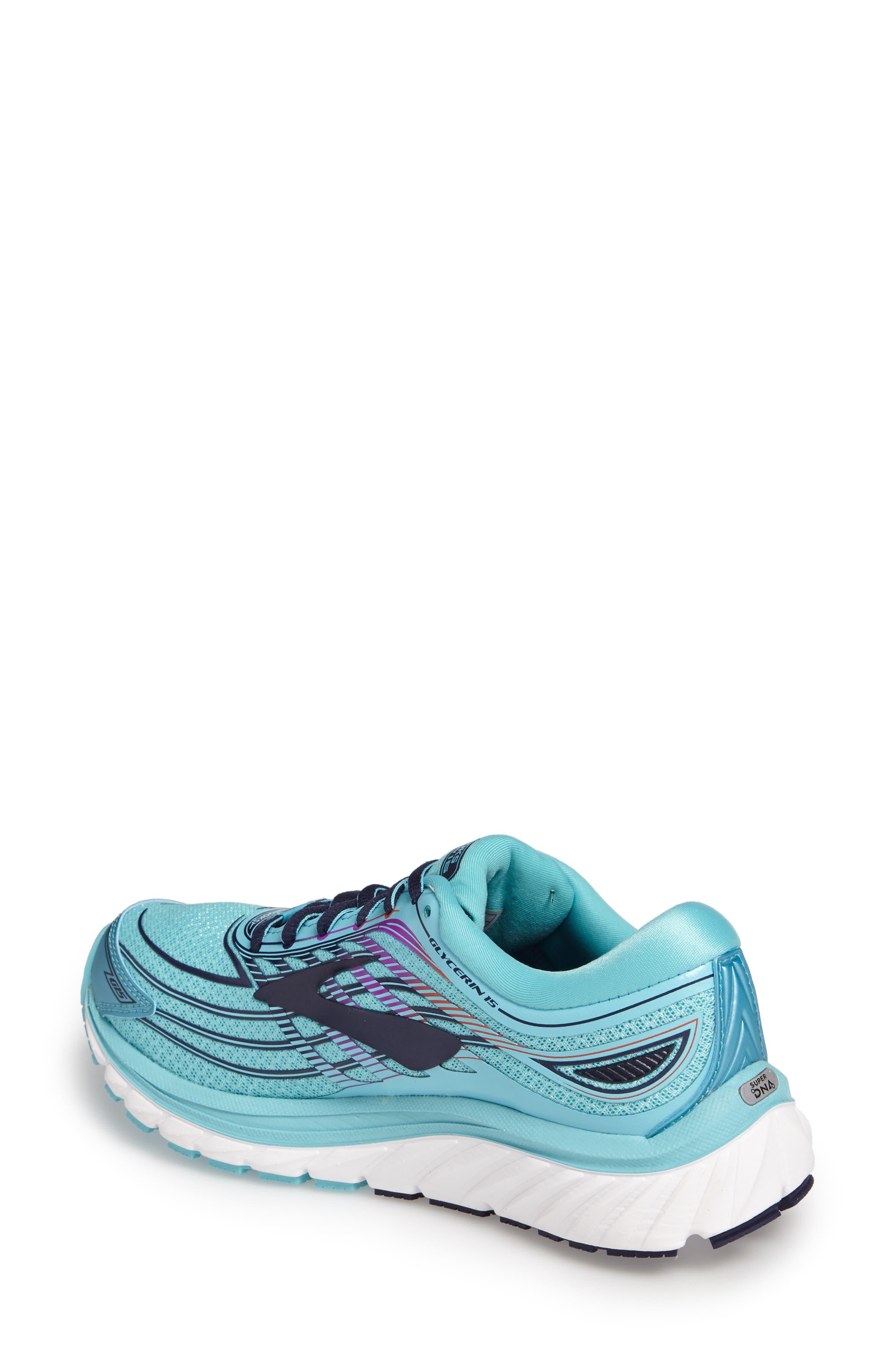 Glycerin 15 Running Shoe,                             Alternate thumbnail 8, color,