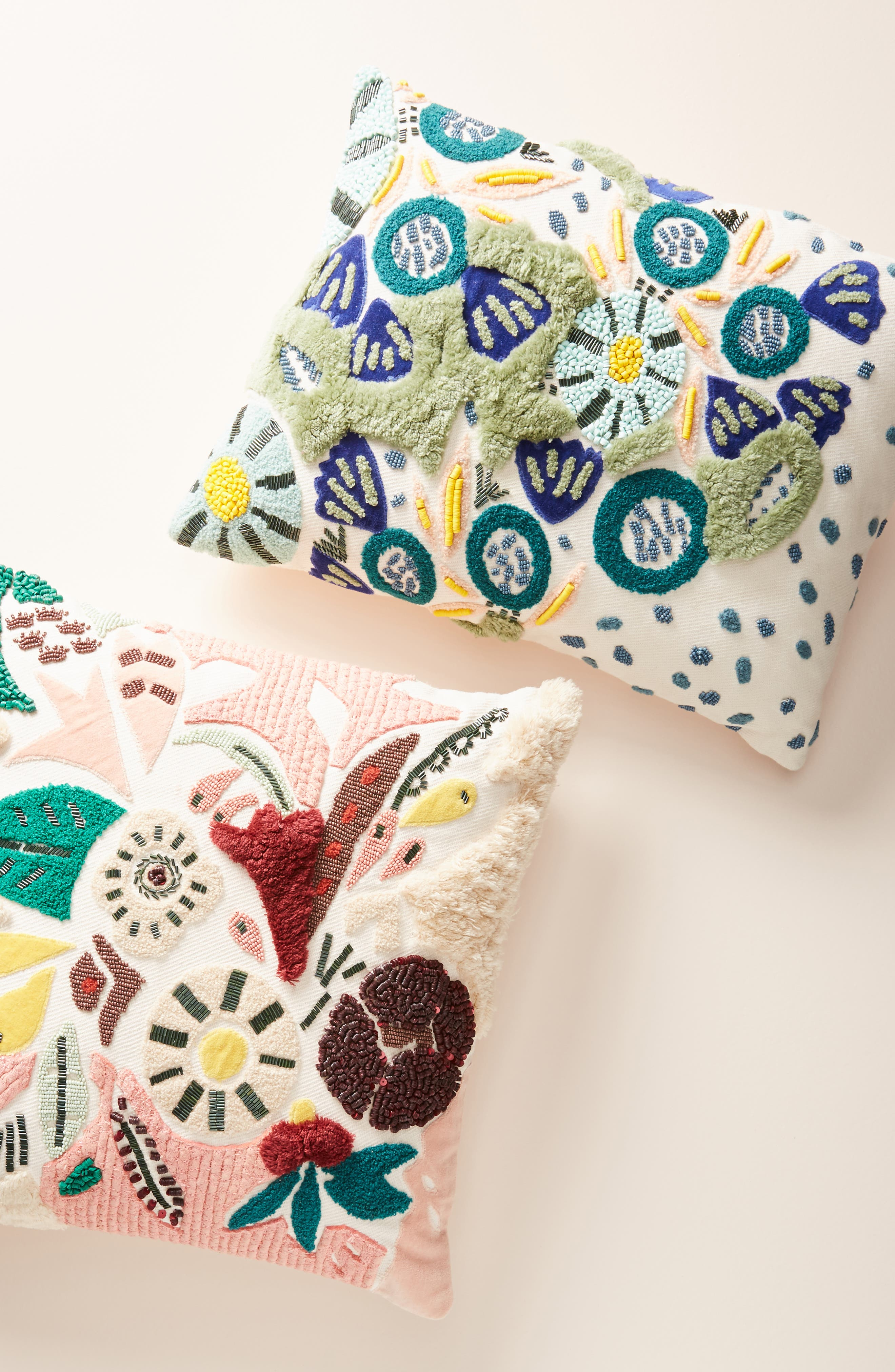 ANTHROPOLOGIE,                             Cleo Accent Pillow,                             Alternate thumbnail 5, color,                             650