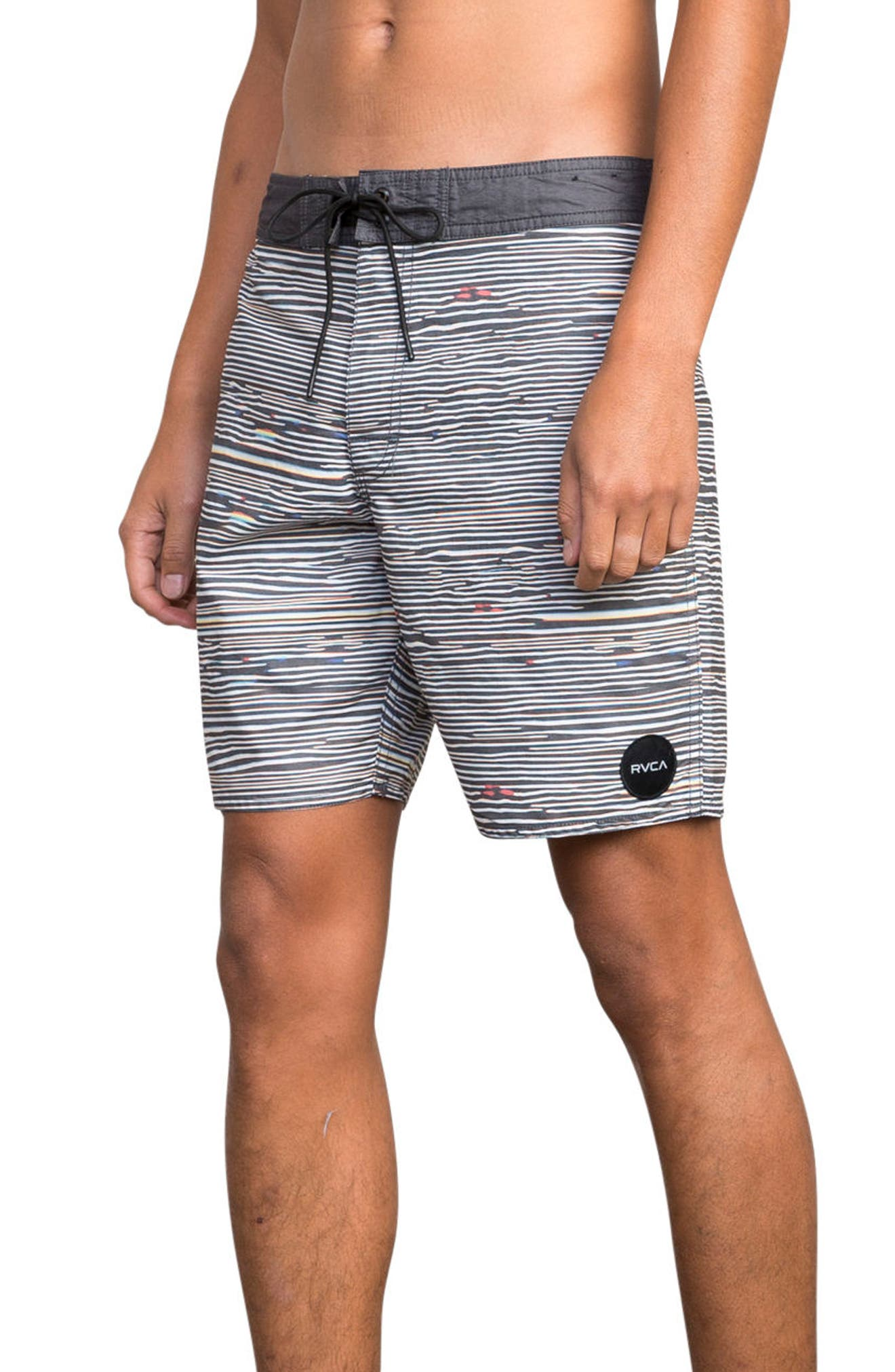 Flinch Board Shorts,                             Alternate thumbnail 4, color,                             020