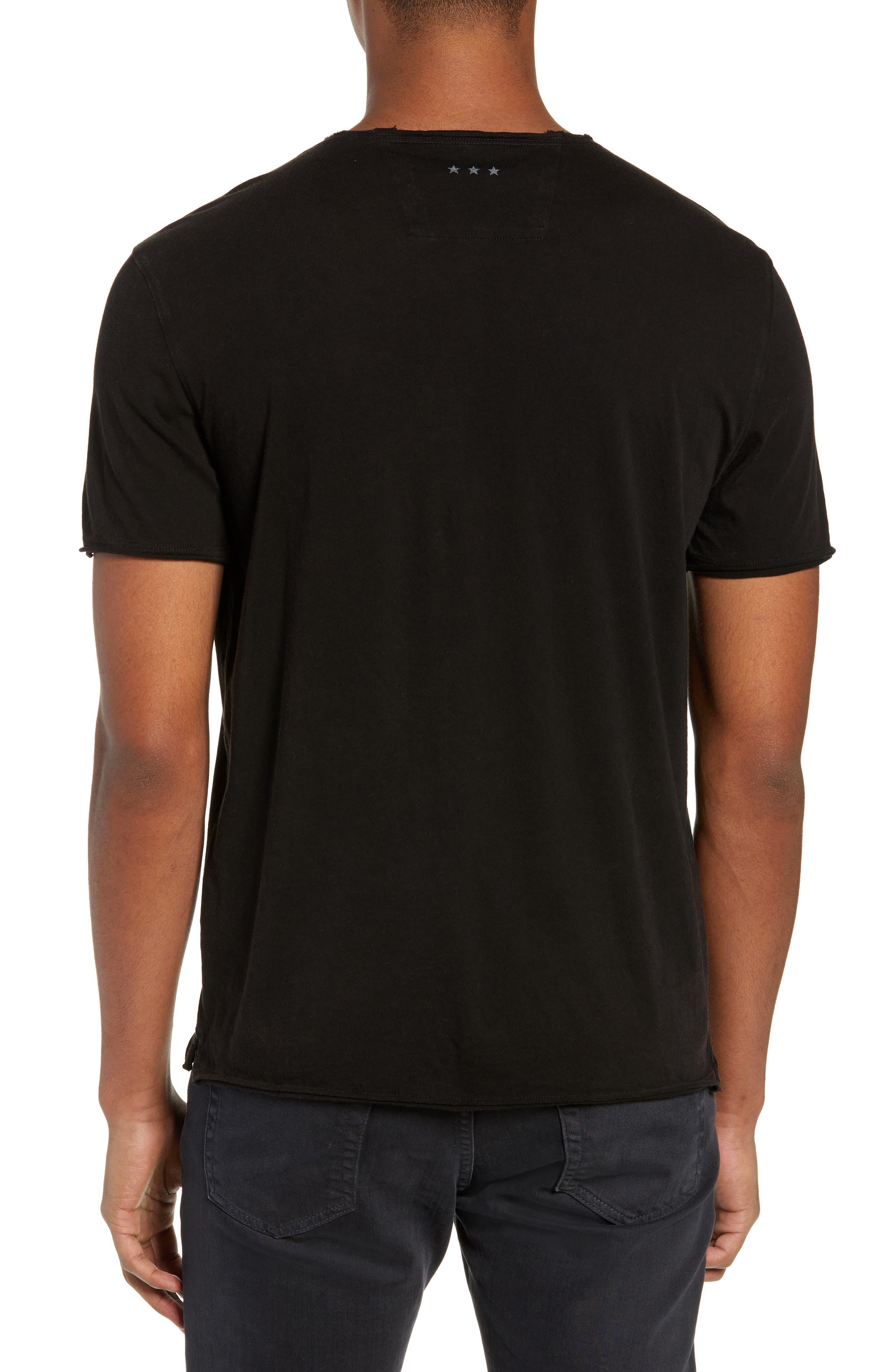 Skullhawks Graphic T-Shirt,                             Alternate thumbnail 2, color,                             BLACK