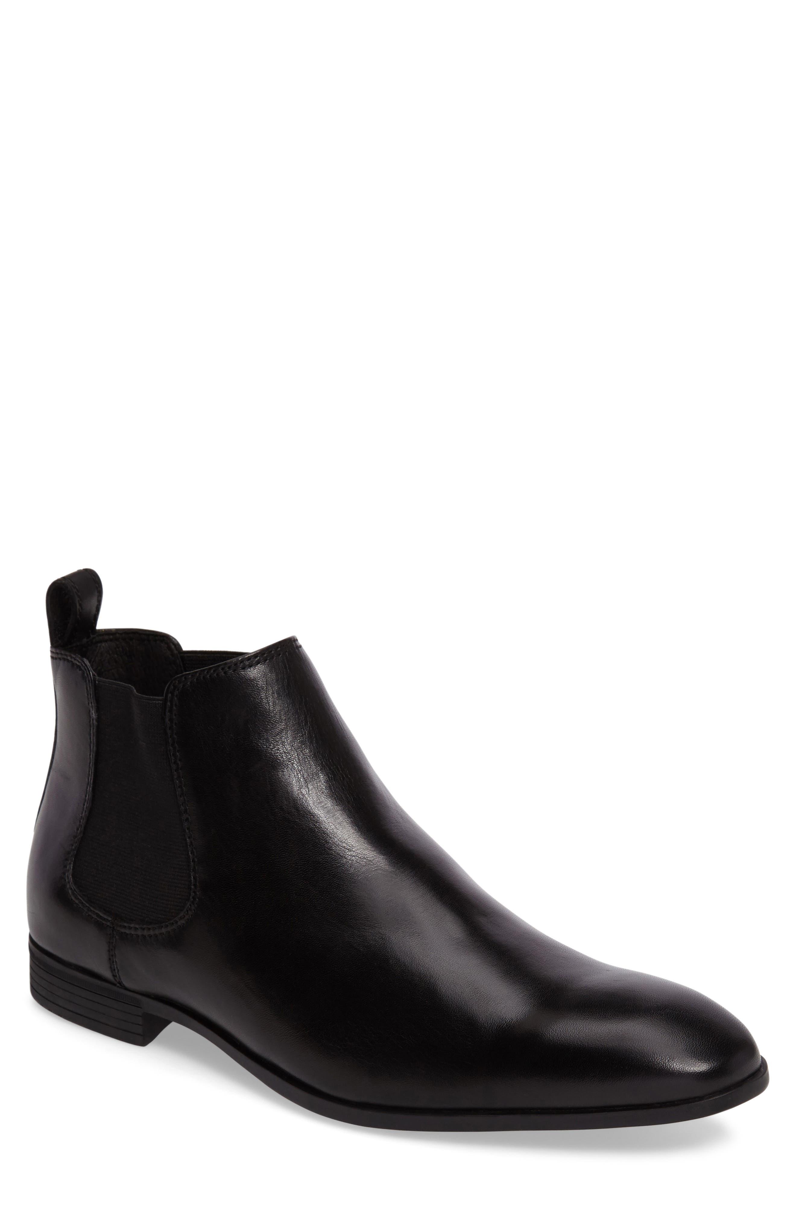 'Huntley' Chelsea Boot,                         Main,                         color, 001