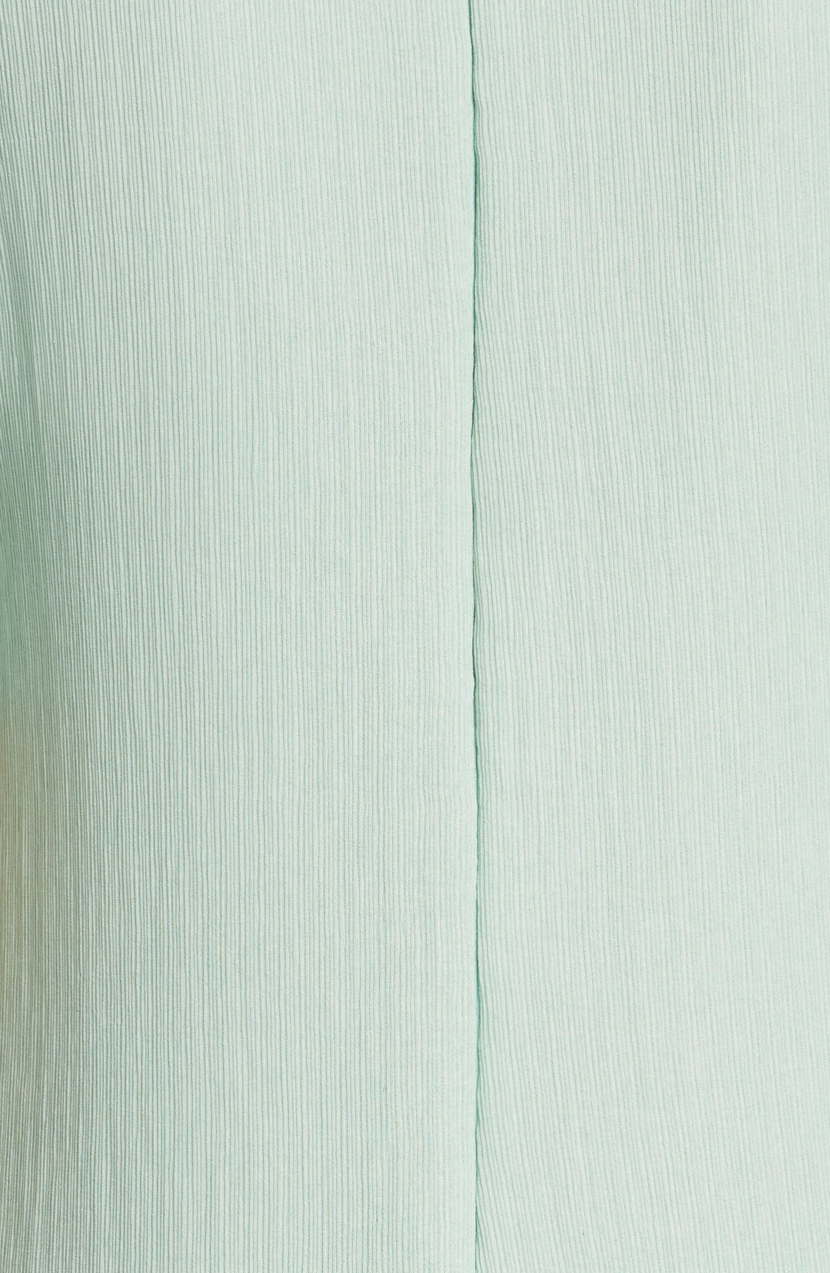 Prose & Poetry Vivianna Drop Waist Midi Dress,                             Alternate thumbnail 5, color,                             332