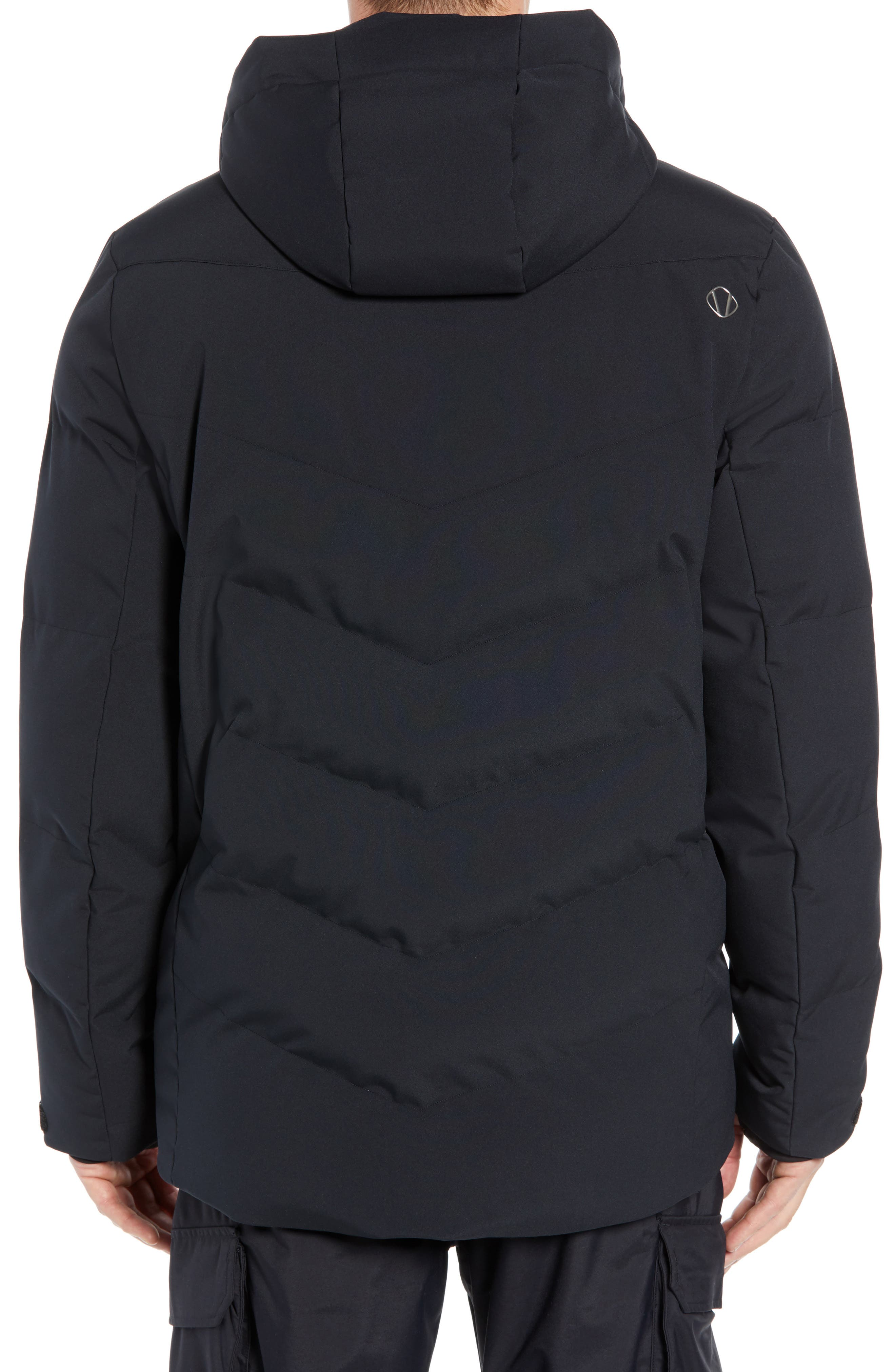 Boulder Waterproof Jacket,                             Alternate thumbnail 2, color,                             001