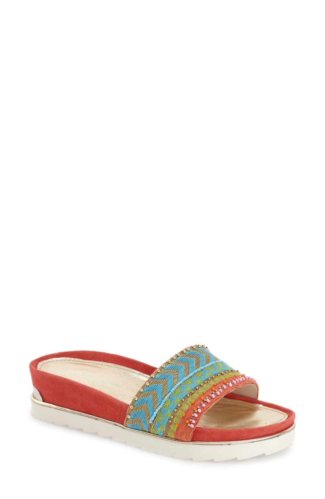 Cava Slide Sandal,                             Main thumbnail 18, color,