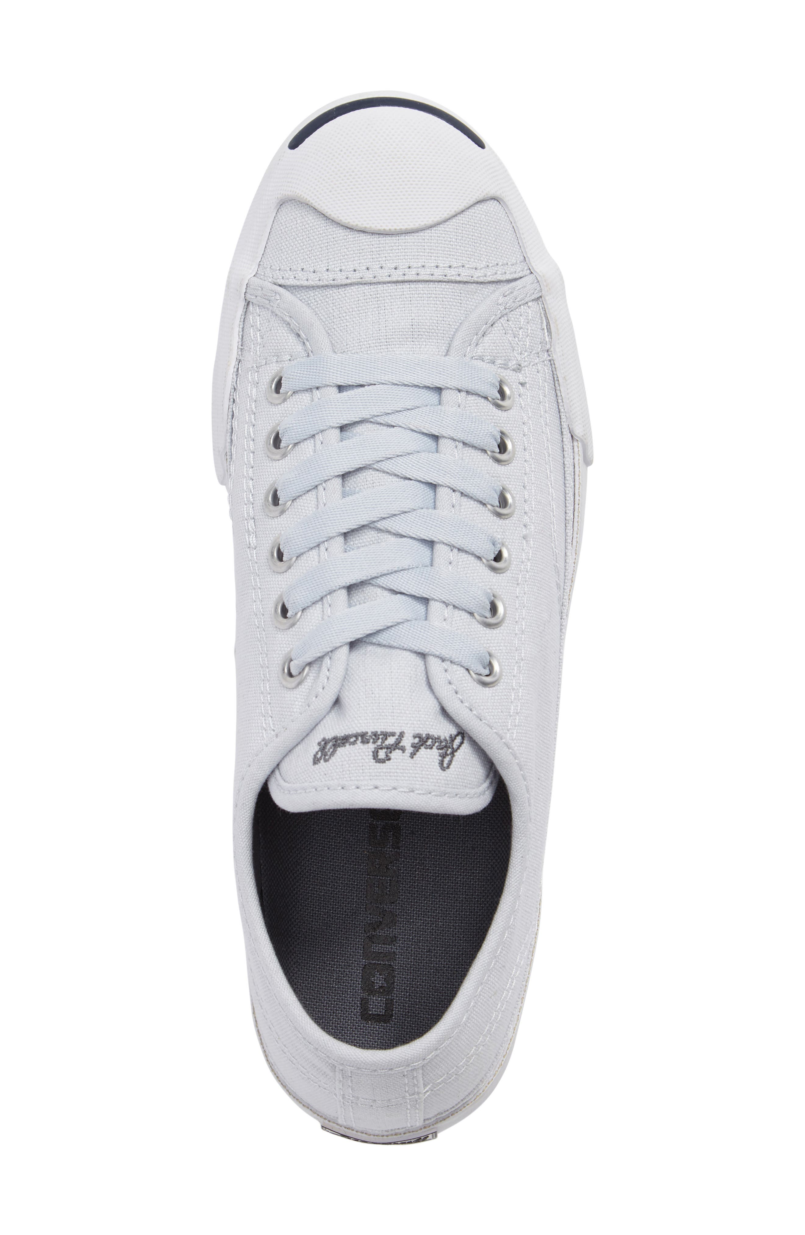 Jack Purcell Signature Ox Low Top Sneaker,                             Alternate thumbnail 5, color,