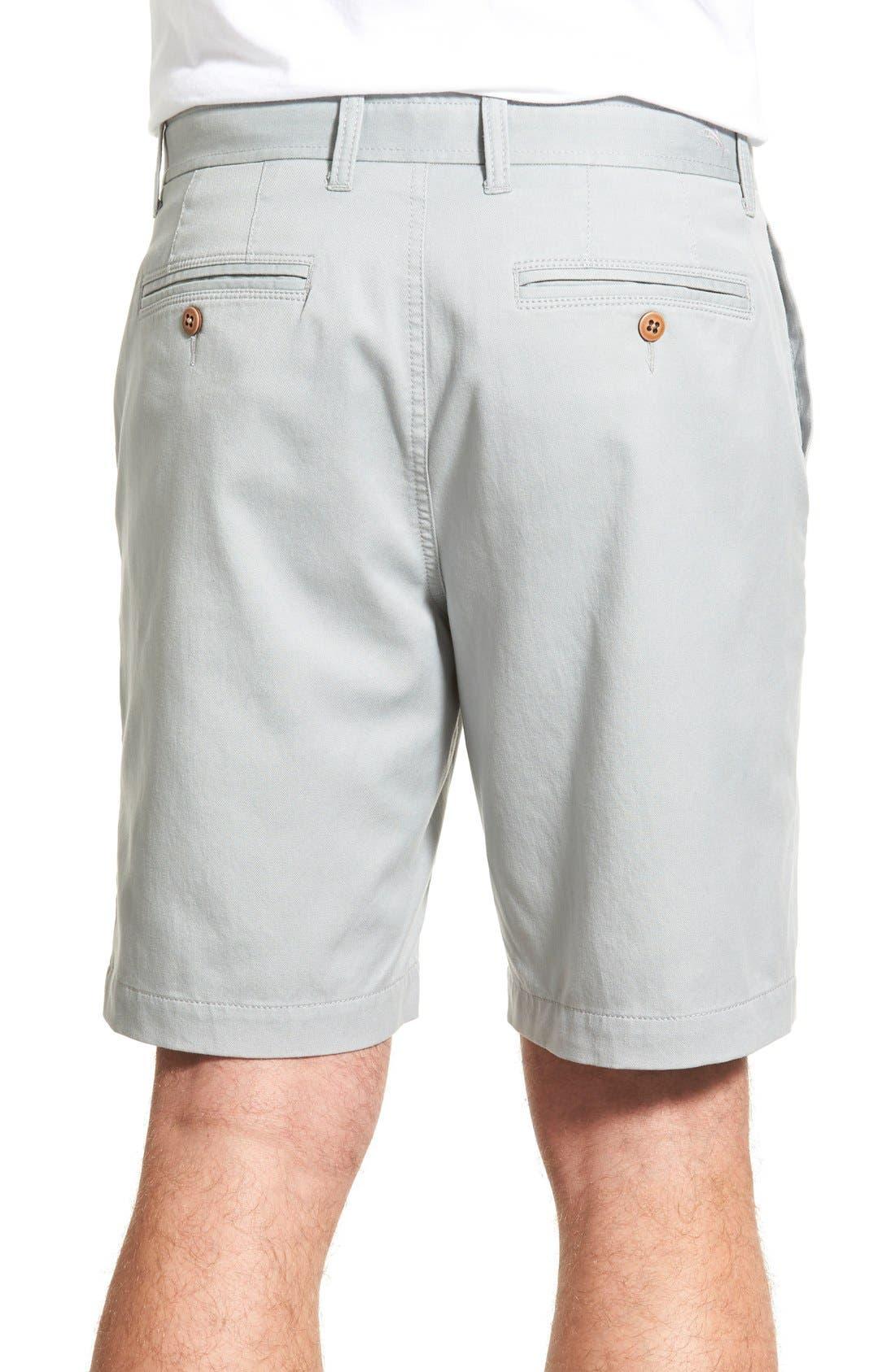 'Offshore' Flat Front Shorts,                             Alternate thumbnail 29, color,