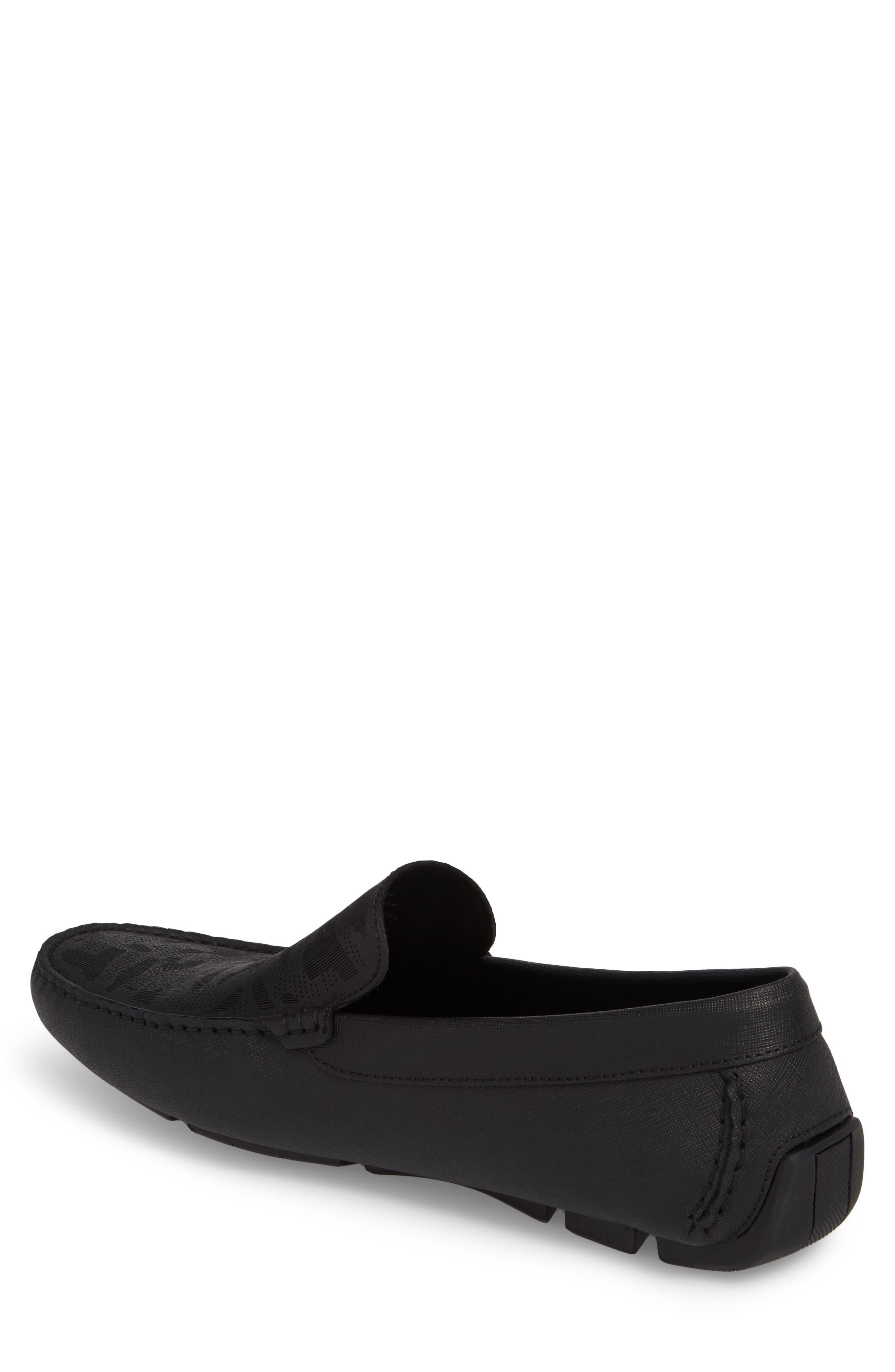 KENNETH COLE NEW YORK,                             Theme Song Driving Shoe,                             Alternate thumbnail 2, color,                             001