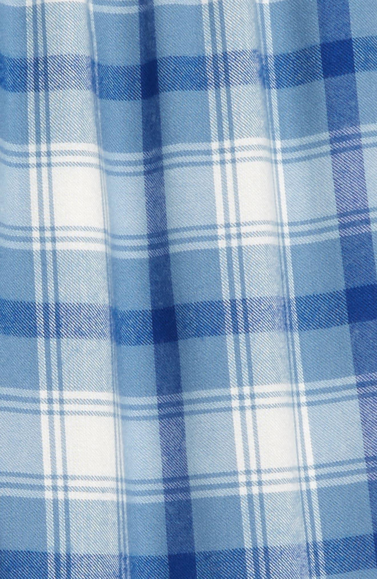 Flannel Jogger Pants,                             Alternate thumbnail 2, color,                             451