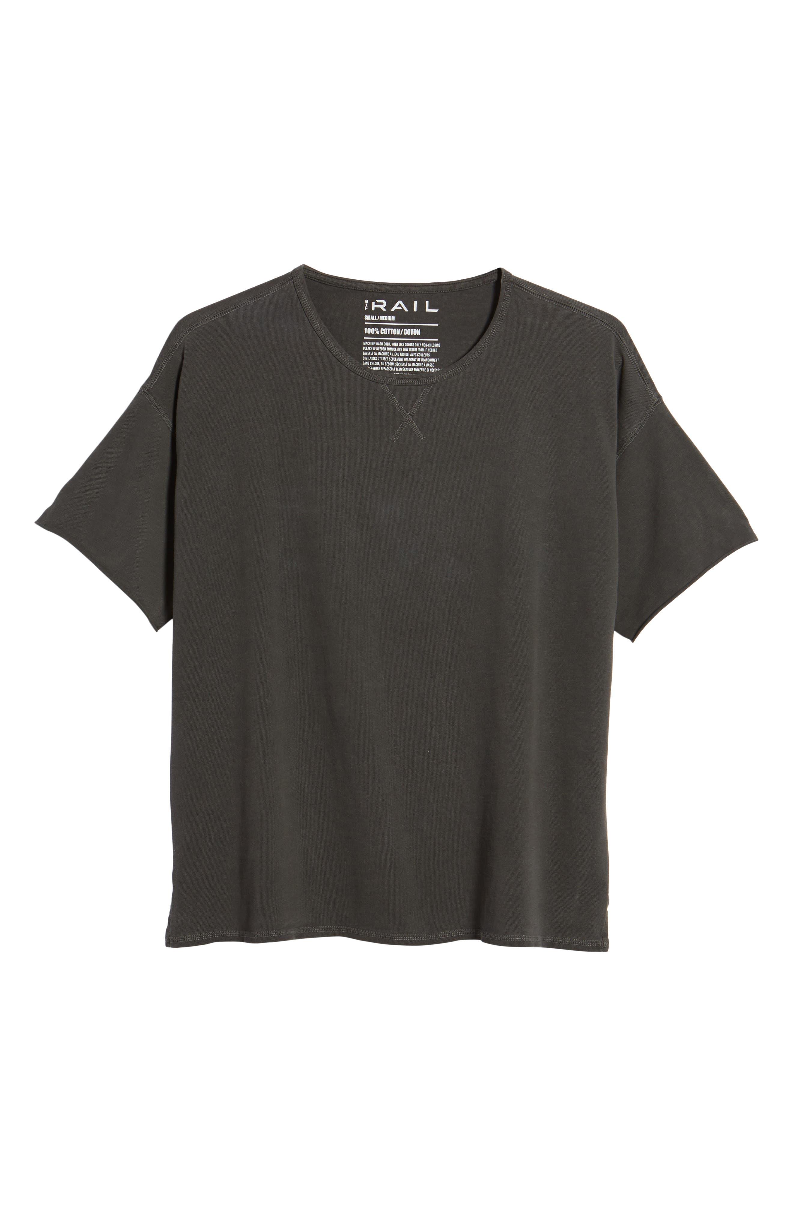 Slub T-Shirt,                             Alternate thumbnail 6, color,