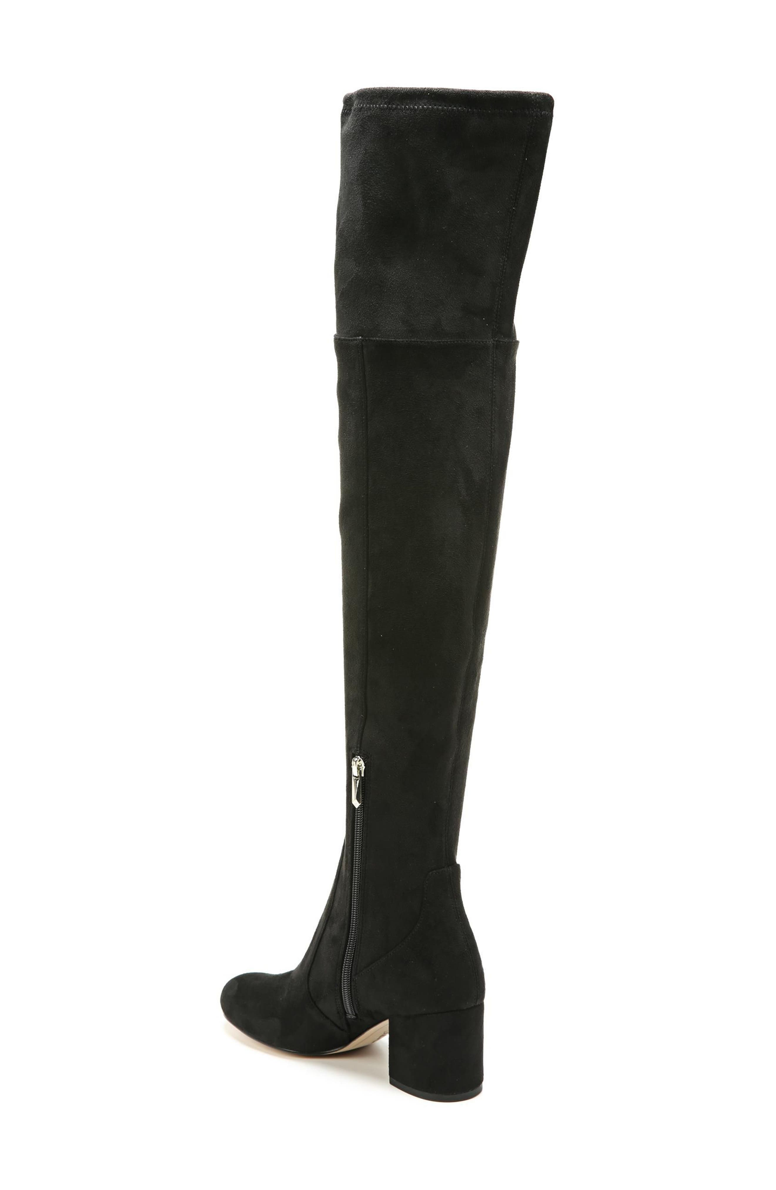 Varona Over the Knee Boot,                             Alternate thumbnail 2, color,                             001