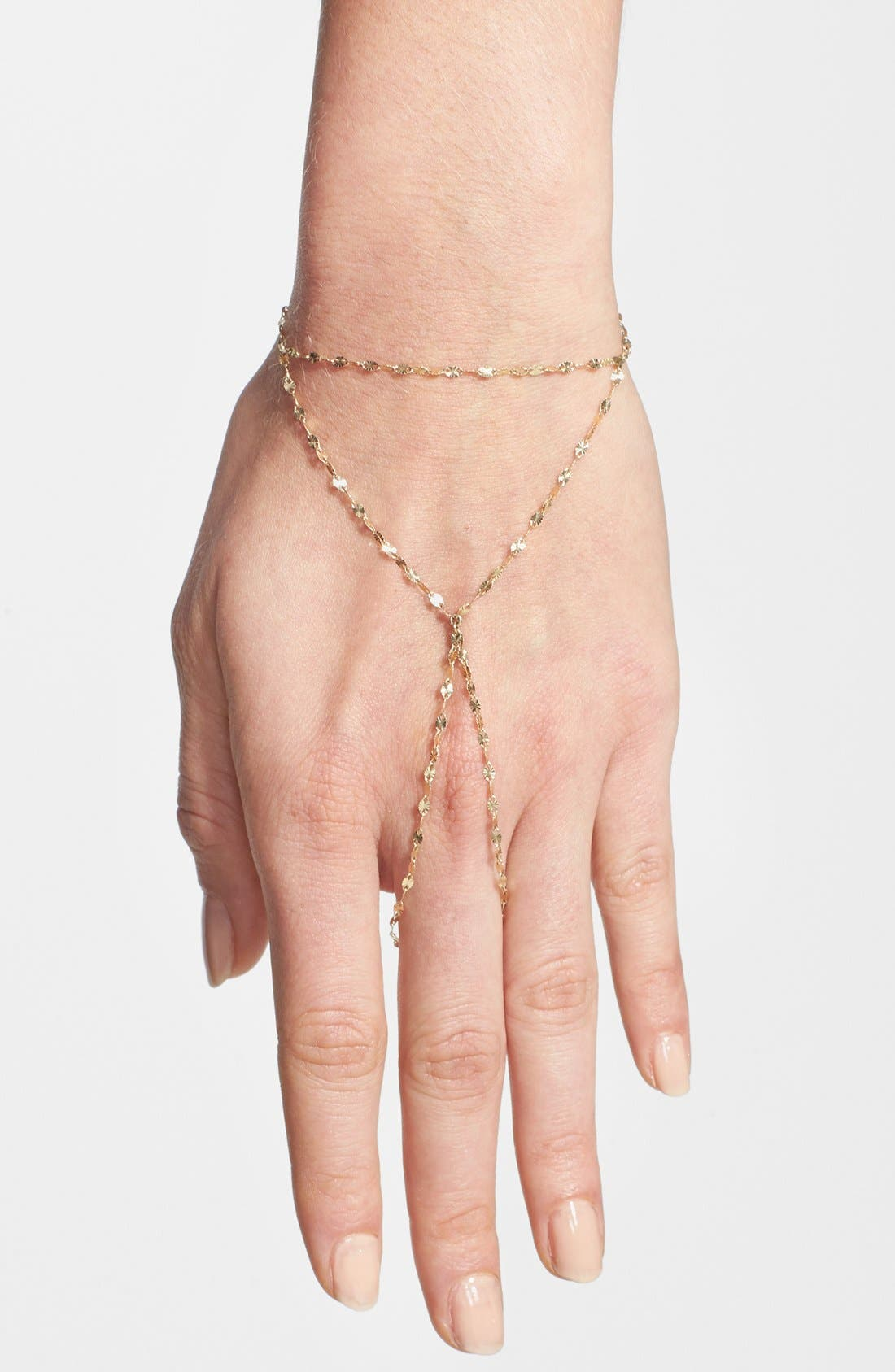 'Mystiq' Hand Chain,                             Main thumbnail 1, color,                             710
