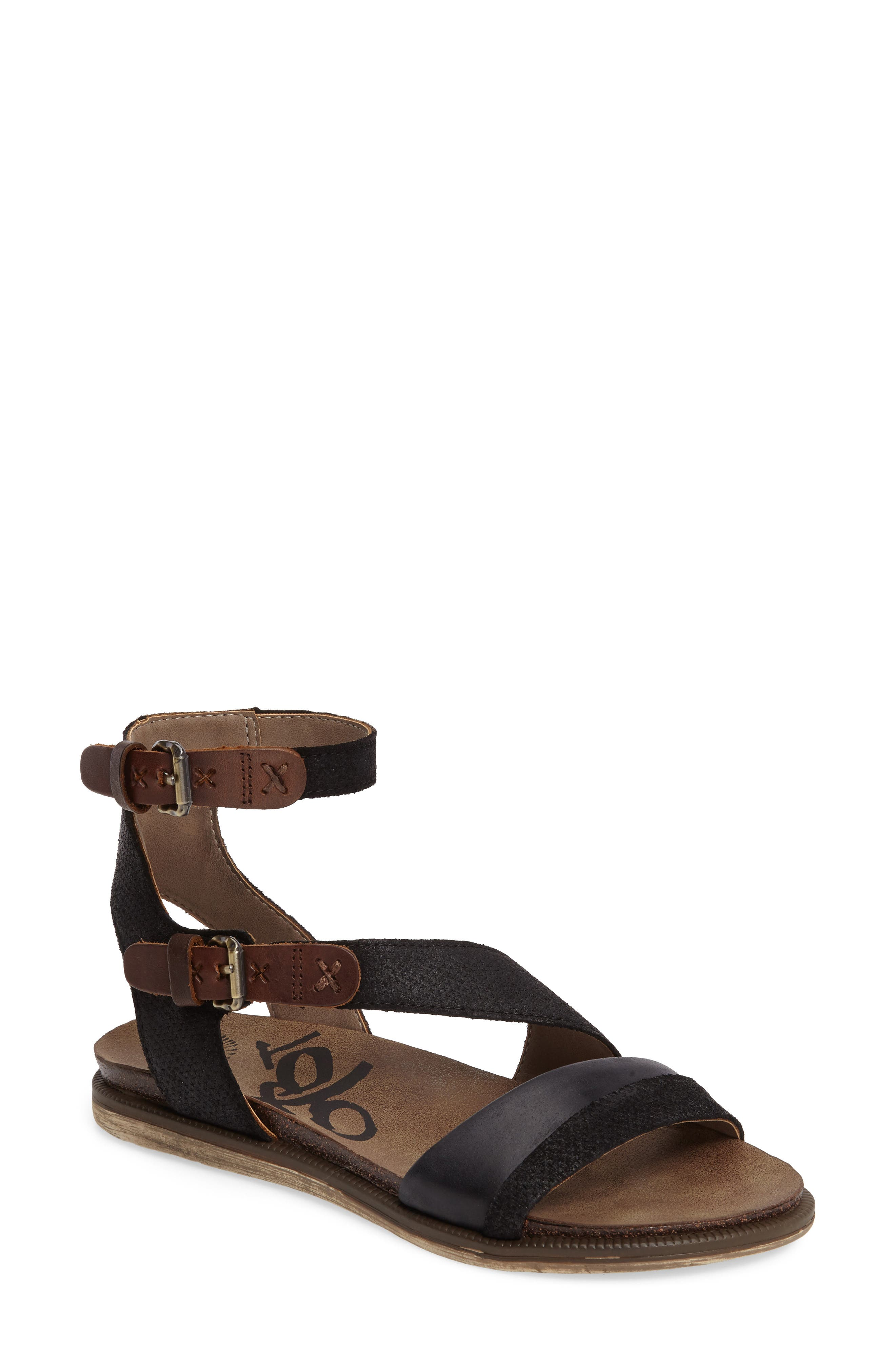 March On Flat Sandal,                         Main,                         color, 001