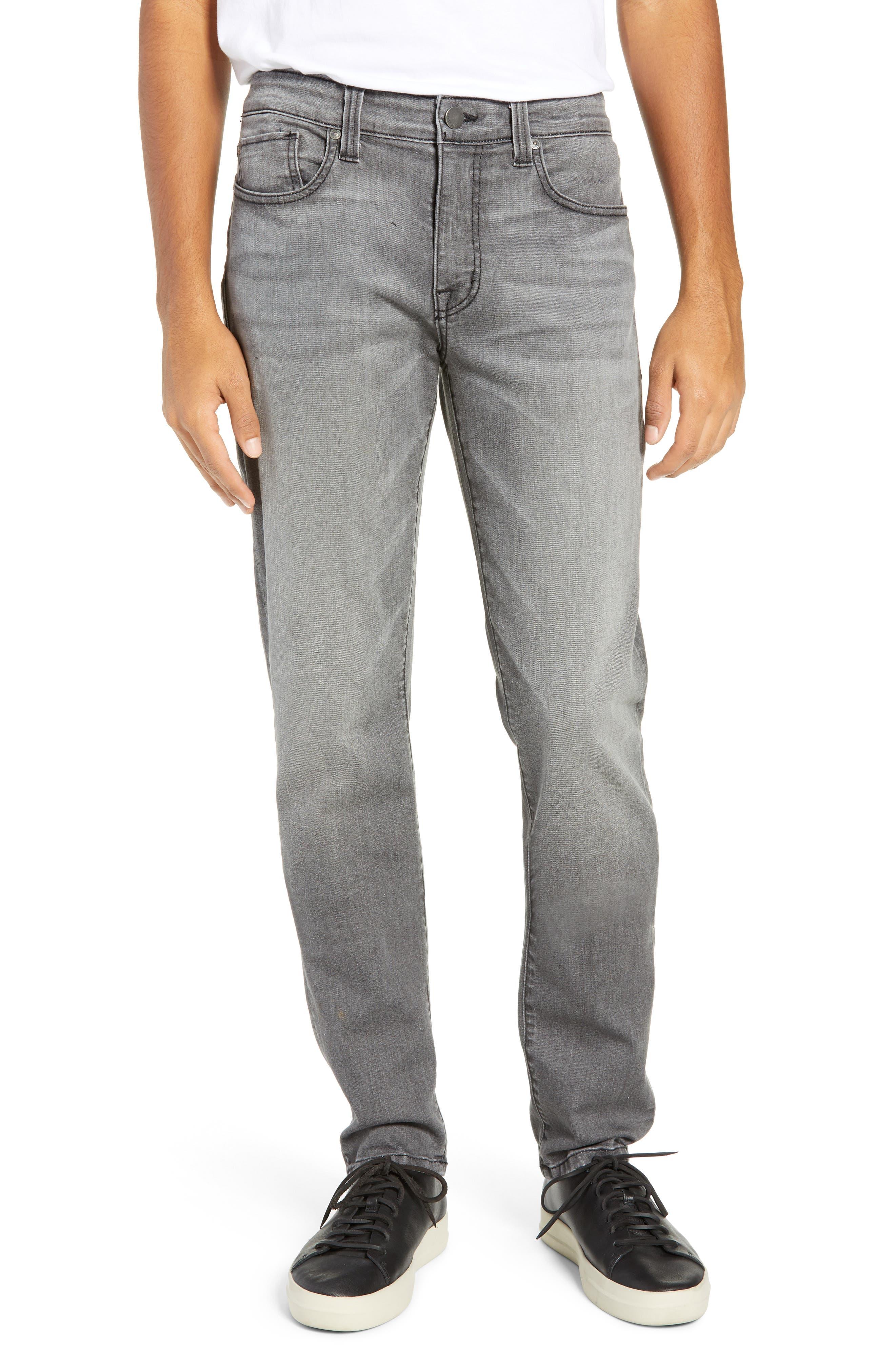 Torino Slim Fit Jeans,                         Main,                         color, PHANTOM GREY