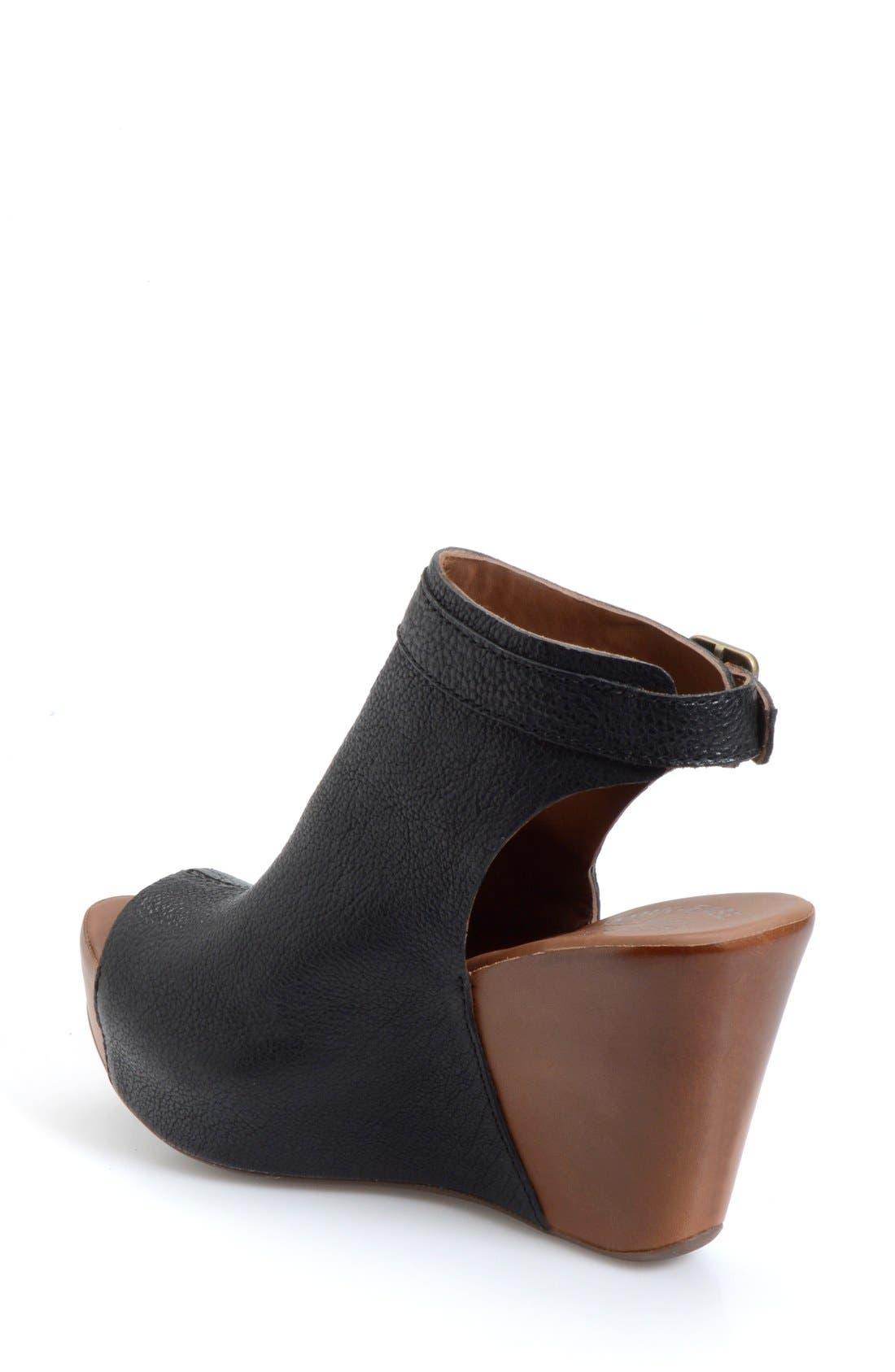 'Berit' Wedge Sandal,                             Alternate thumbnail 31, color,