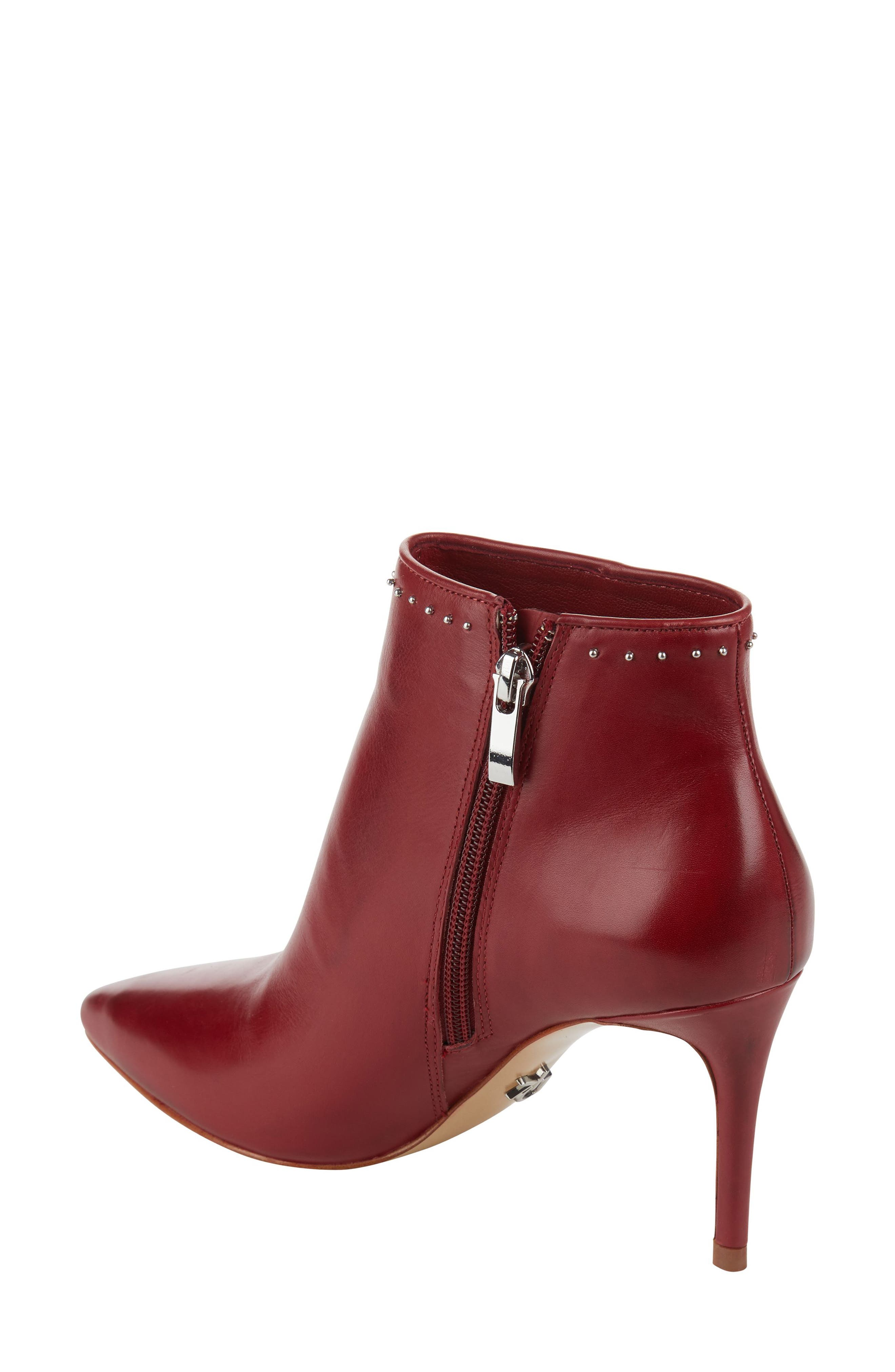 Donna Karan Lizzy Studded Bootie,                             Alternate thumbnail 2, color,                             621