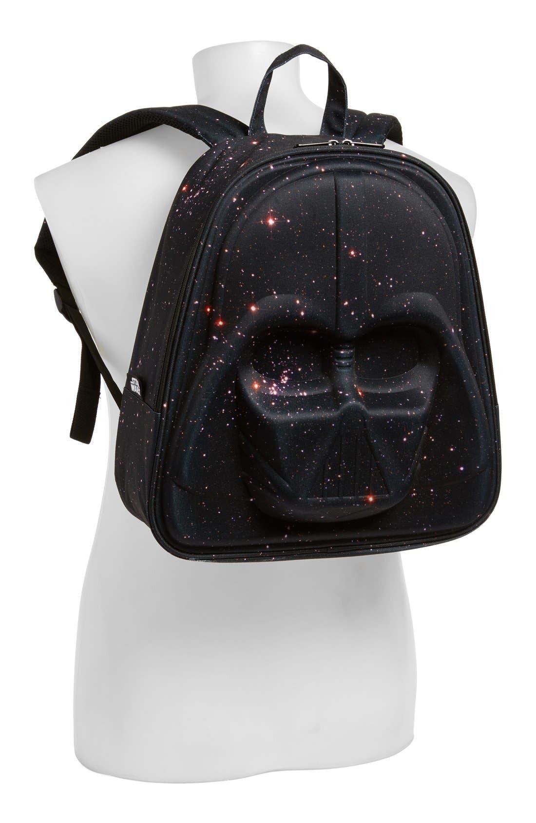'Star Wars<sup>™</sup> - Darth Vader Galaxy' Backpack,                             Alternate thumbnail 2, color,                             001