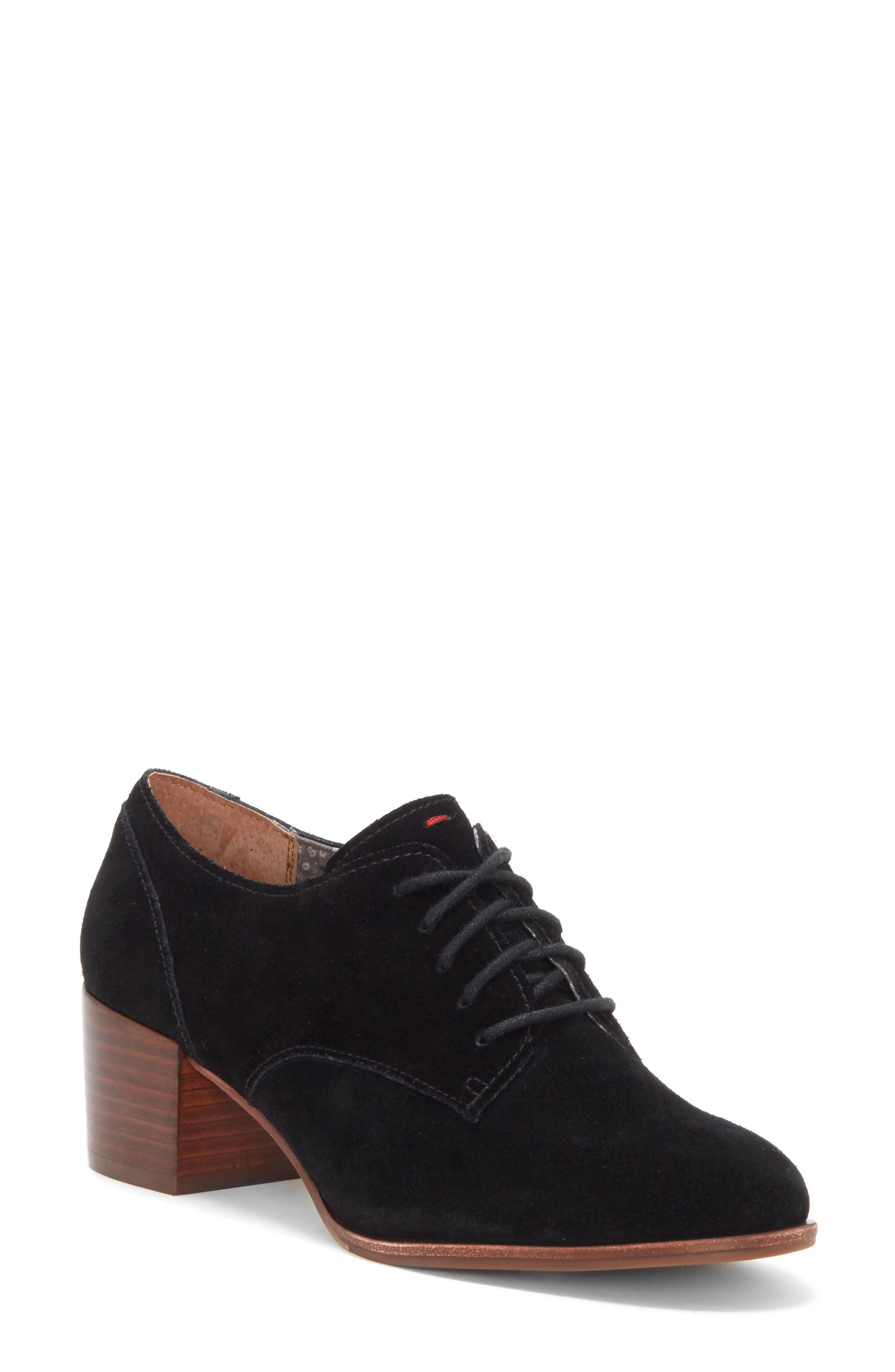 Phoebe Oxford Pump,                             Main thumbnail 1, color,                             001