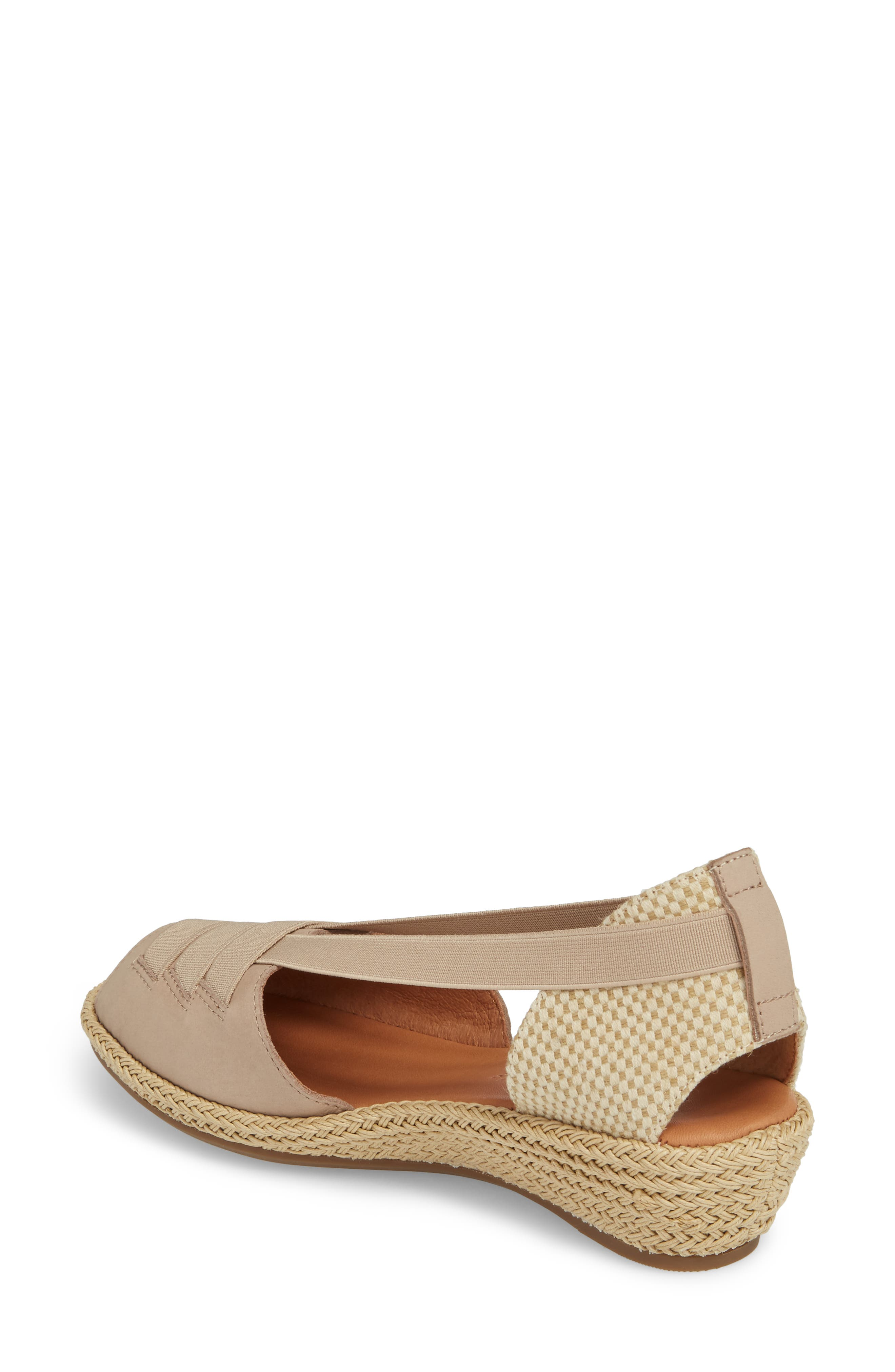by Kenneth Cole Luci Wedge Sandal,                             Alternate thumbnail 2, color,                             020