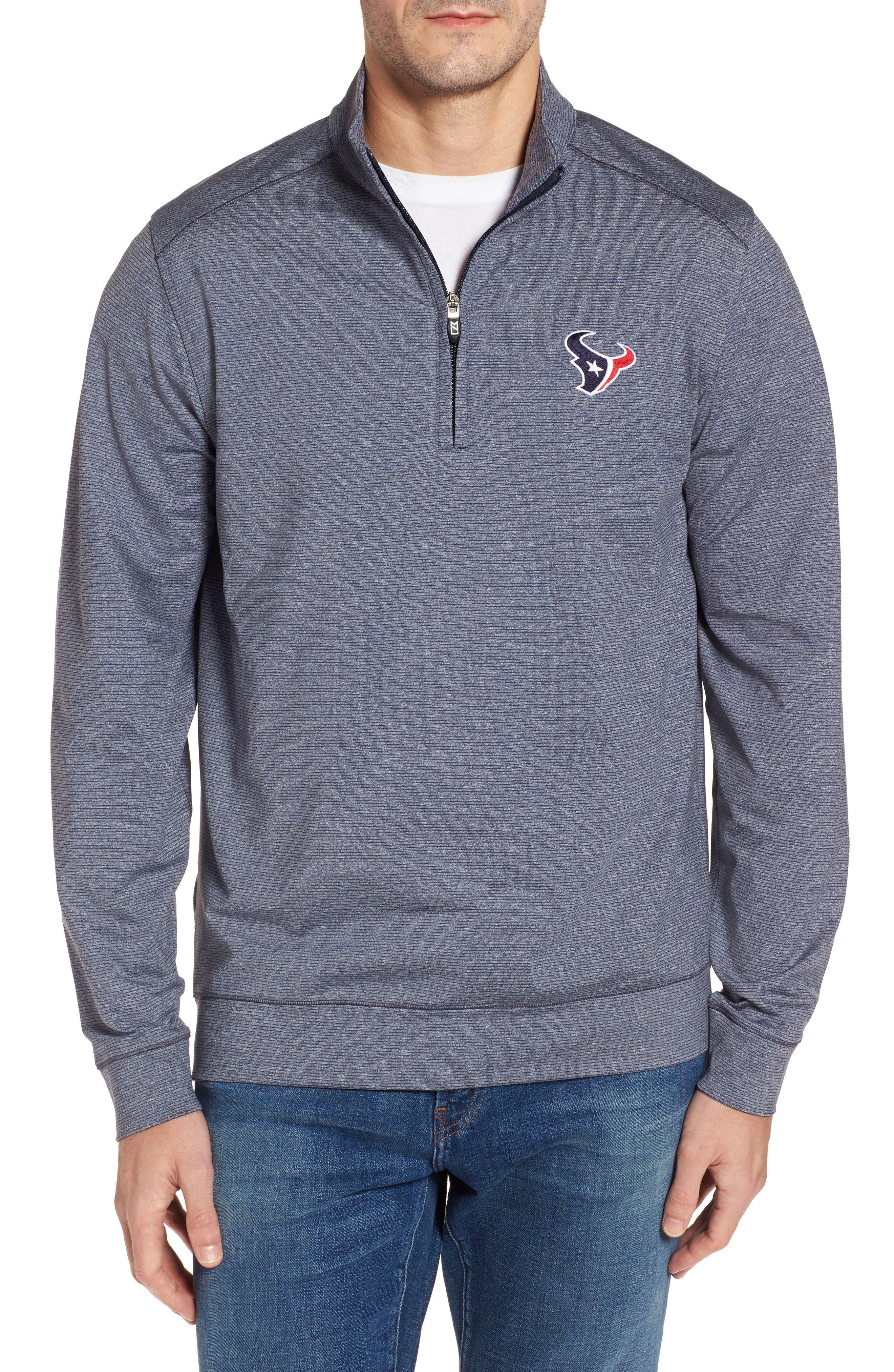 Shoreline - Houston Texans Half Zip Pullover,                         Main,                         color, 976
