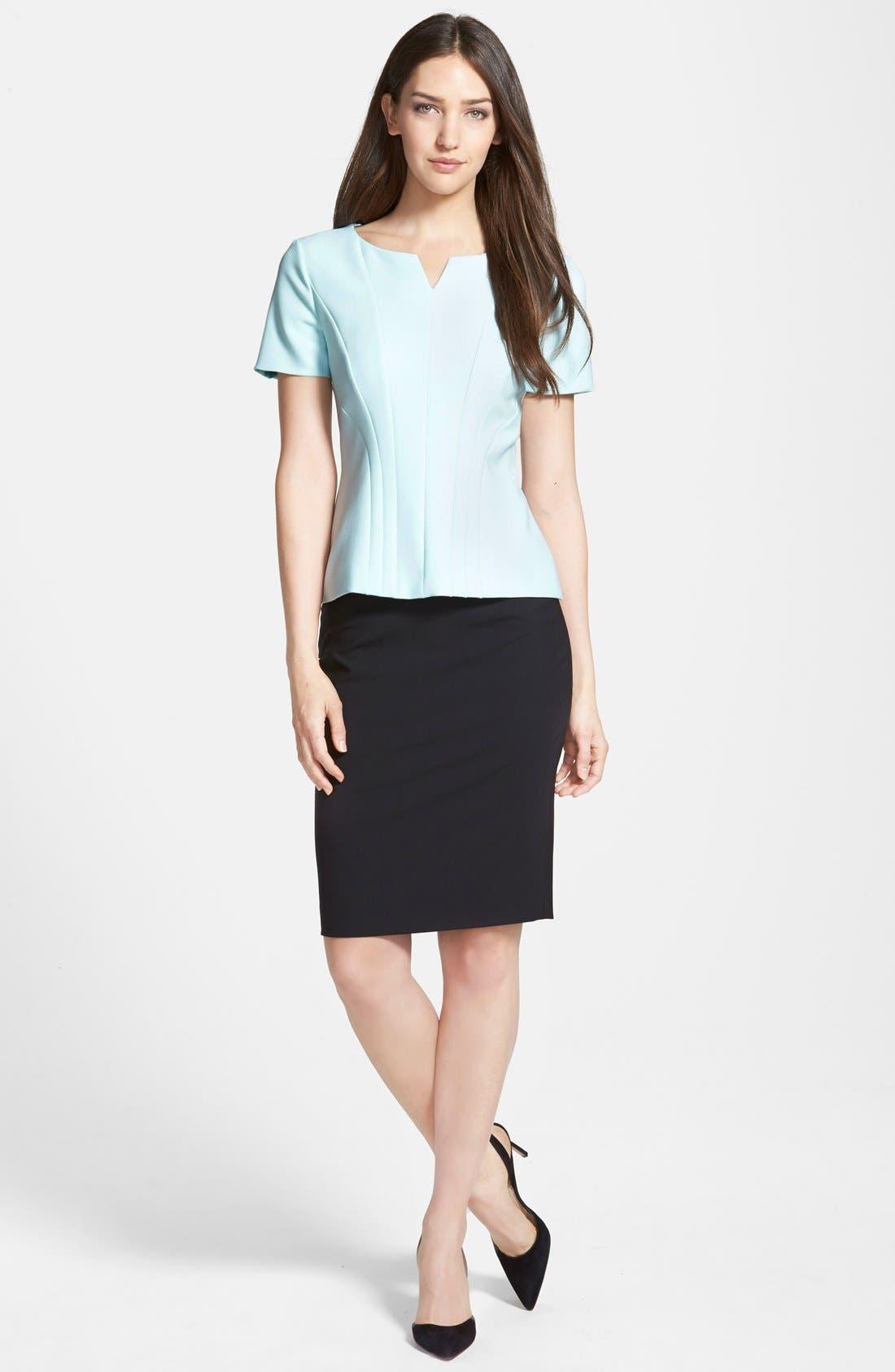 'Vilina' Skirt,                             Alternate thumbnail 3, color,                             001