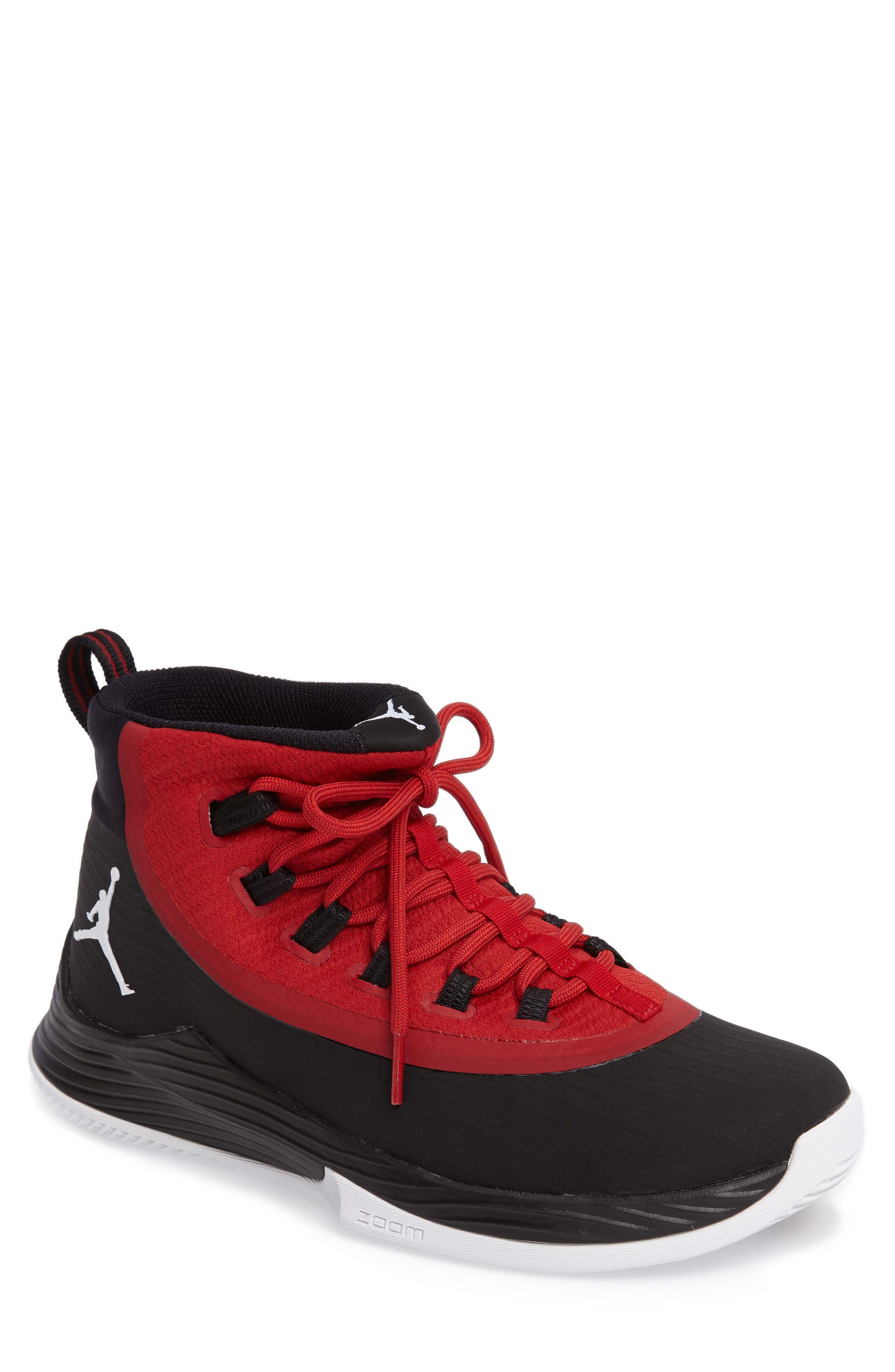 Jordan Ultra Fly 2 Basketball Shoe,                             Main thumbnail 4, color,