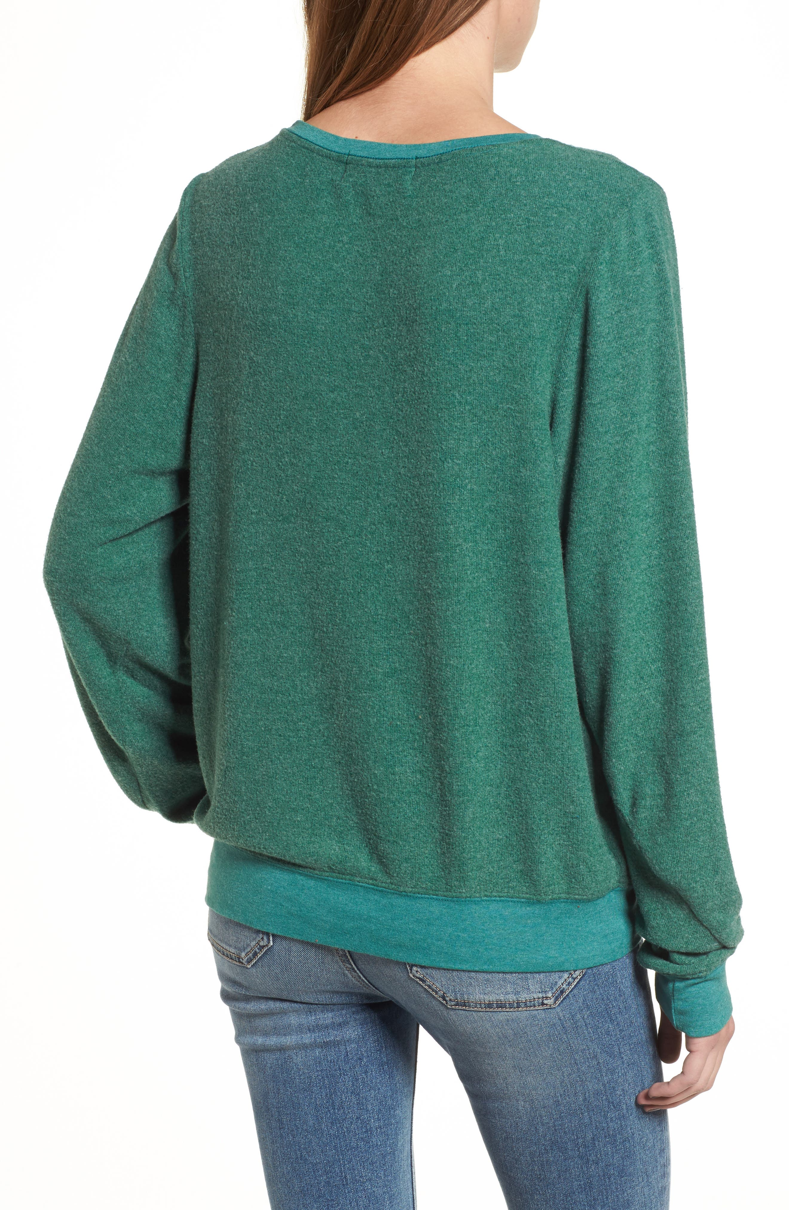 'Baggy Beach Jumper' Pullover,                             Alternate thumbnail 49, color,