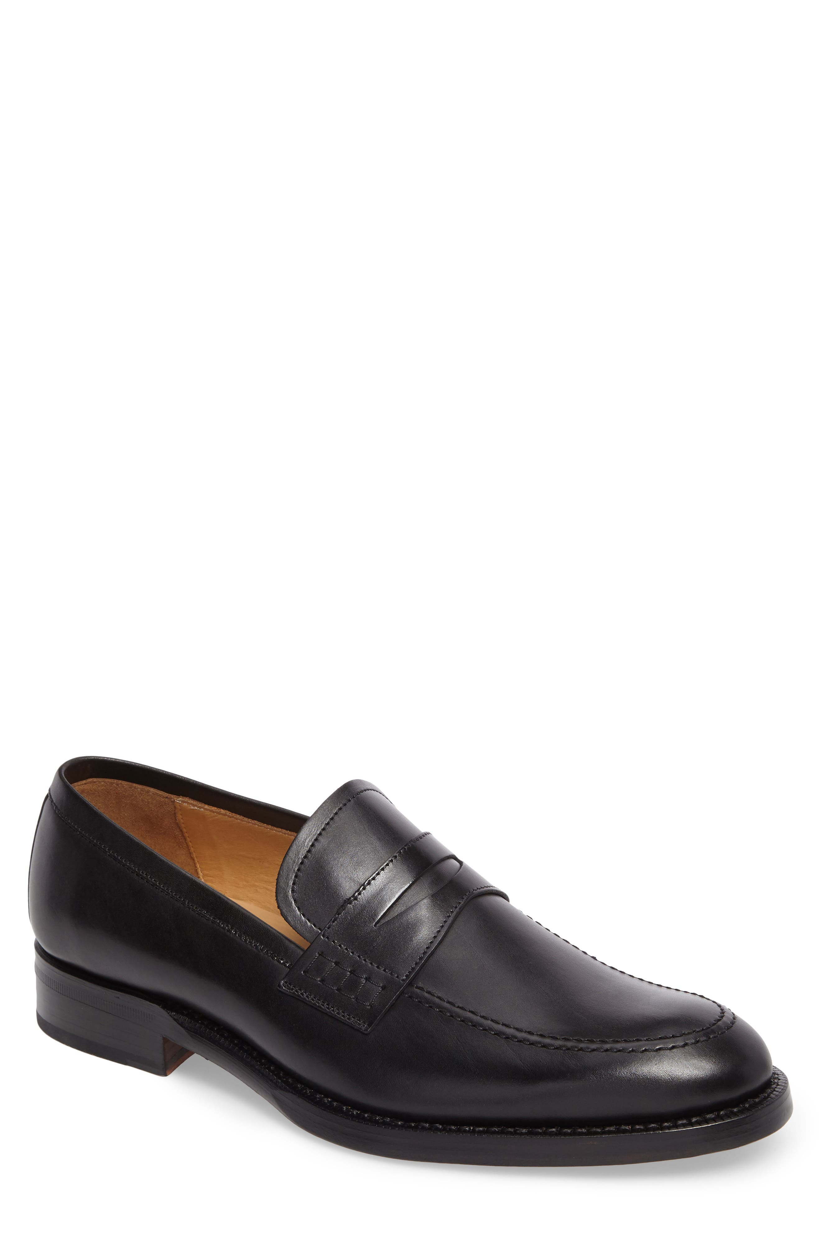 Archie Penny Loafer,                             Main thumbnail 1, color,                             001