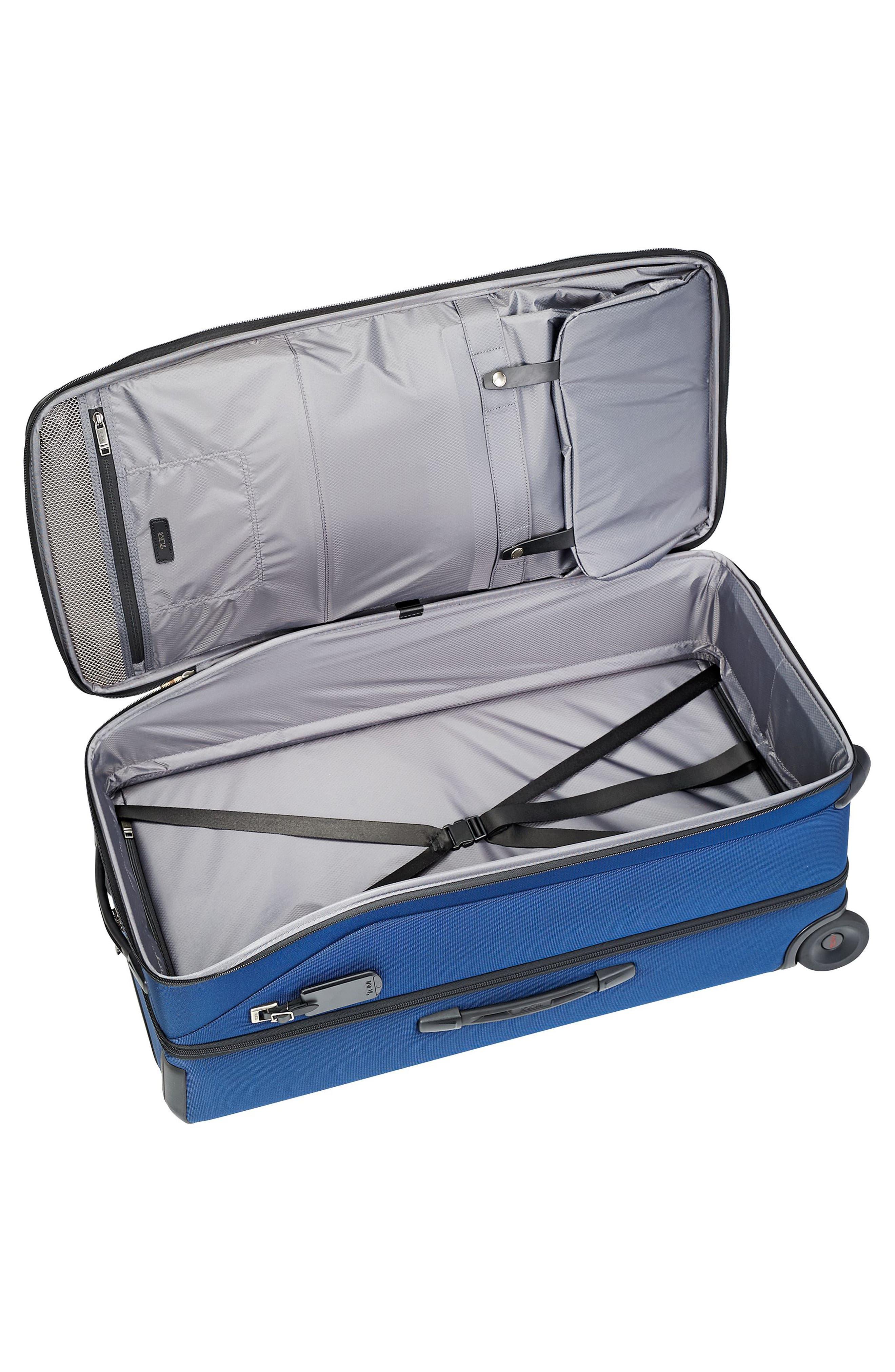 Merge - Rolling Duffel Bag,                             Alternate thumbnail 2, color,                             OCEAN BLUE